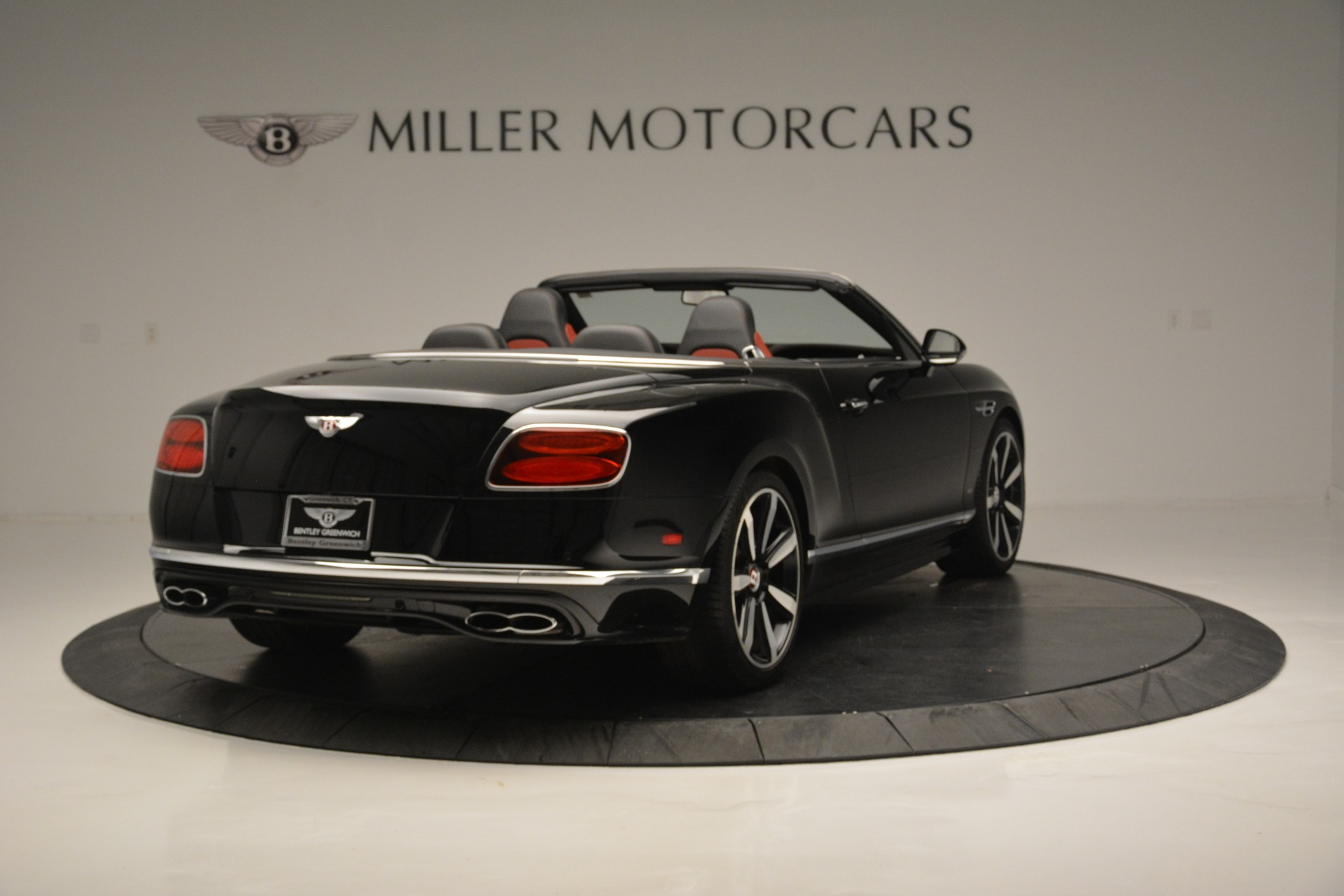 Used 2016 Bentley Continental GT V8 S For Sale In Greenwich, CT 2530_p7