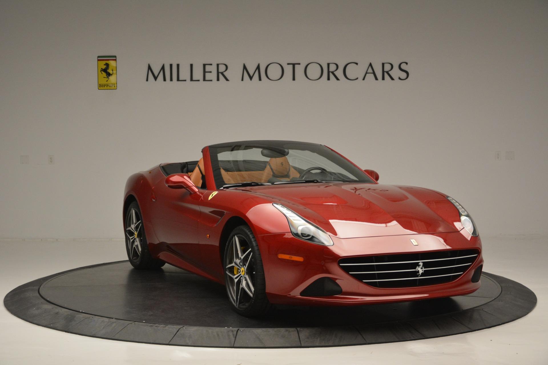 Used 2016 Ferrari California T  For Sale In Greenwich, CT 2534_p11