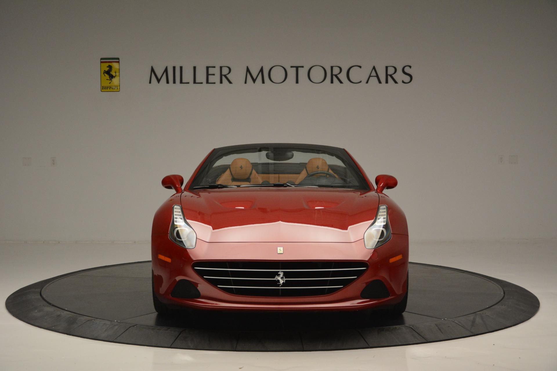 Used 2016 Ferrari California T  For Sale In Greenwich, CT 2534_p12