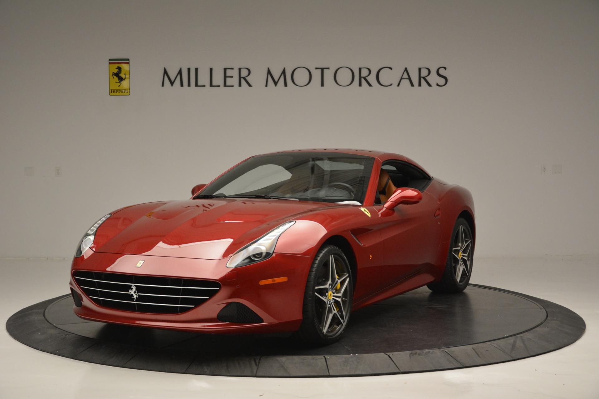 Used 2016 Ferrari California T  For Sale In Greenwich, CT 2534_p13