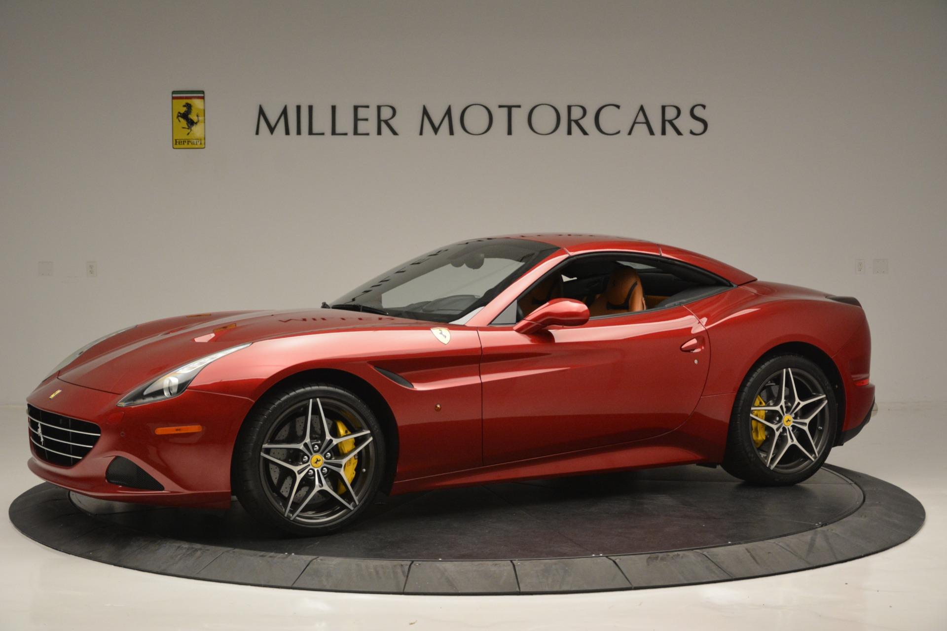 Used 2016 Ferrari California T  For Sale In Greenwich, CT 2534_p14