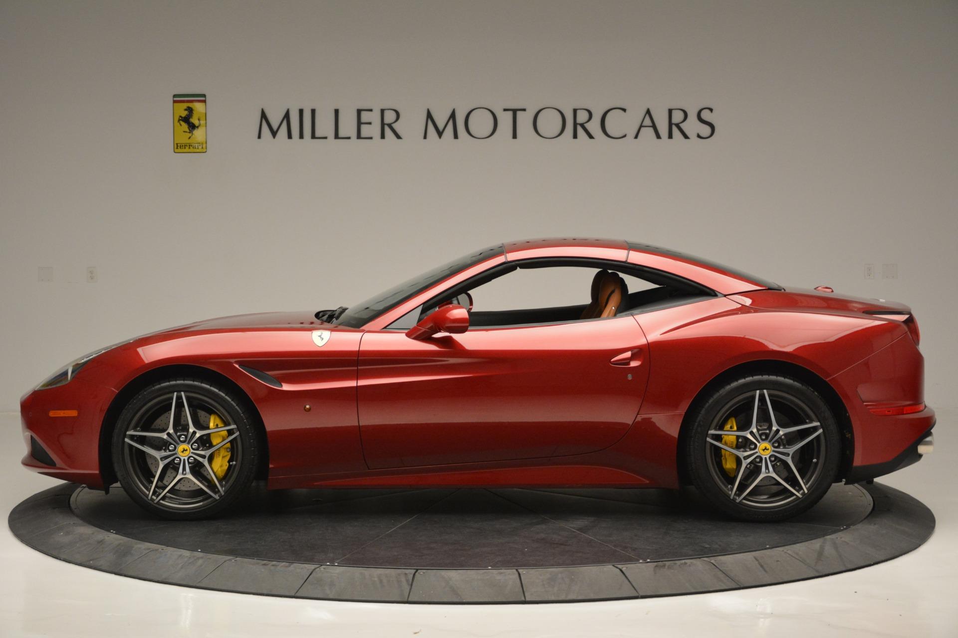 Used 2016 Ferrari California T  For Sale In Greenwich, CT 2534_p15