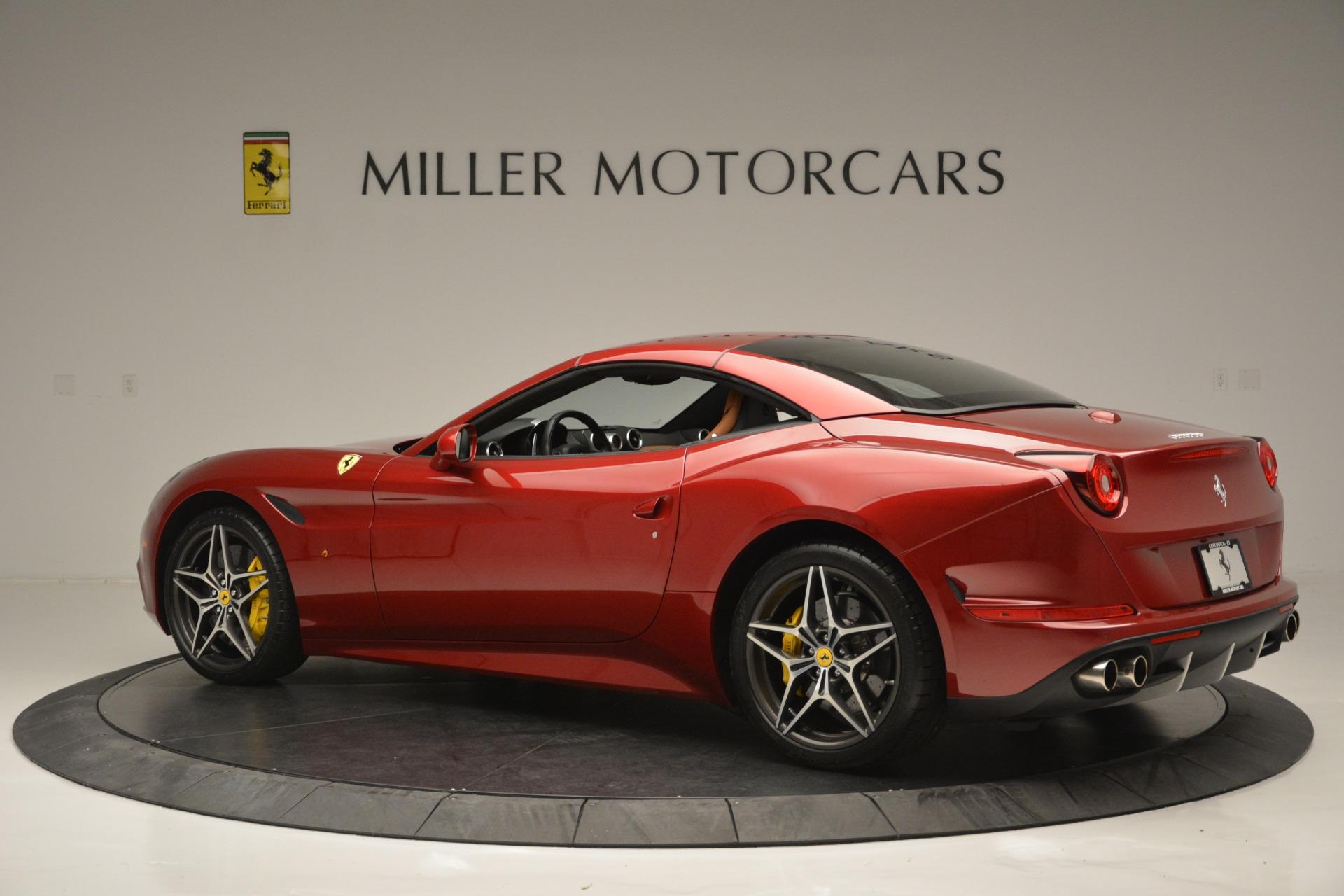 Used 2016 Ferrari California T  For Sale In Greenwich, CT 2534_p16