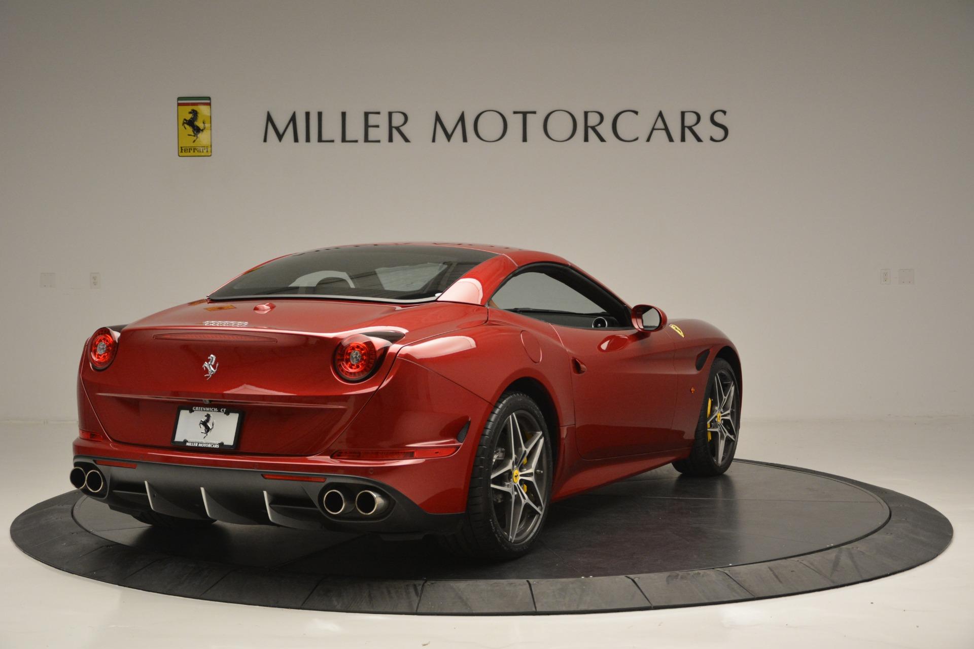 Used 2016 Ferrari California T  For Sale In Greenwich, CT 2534_p19