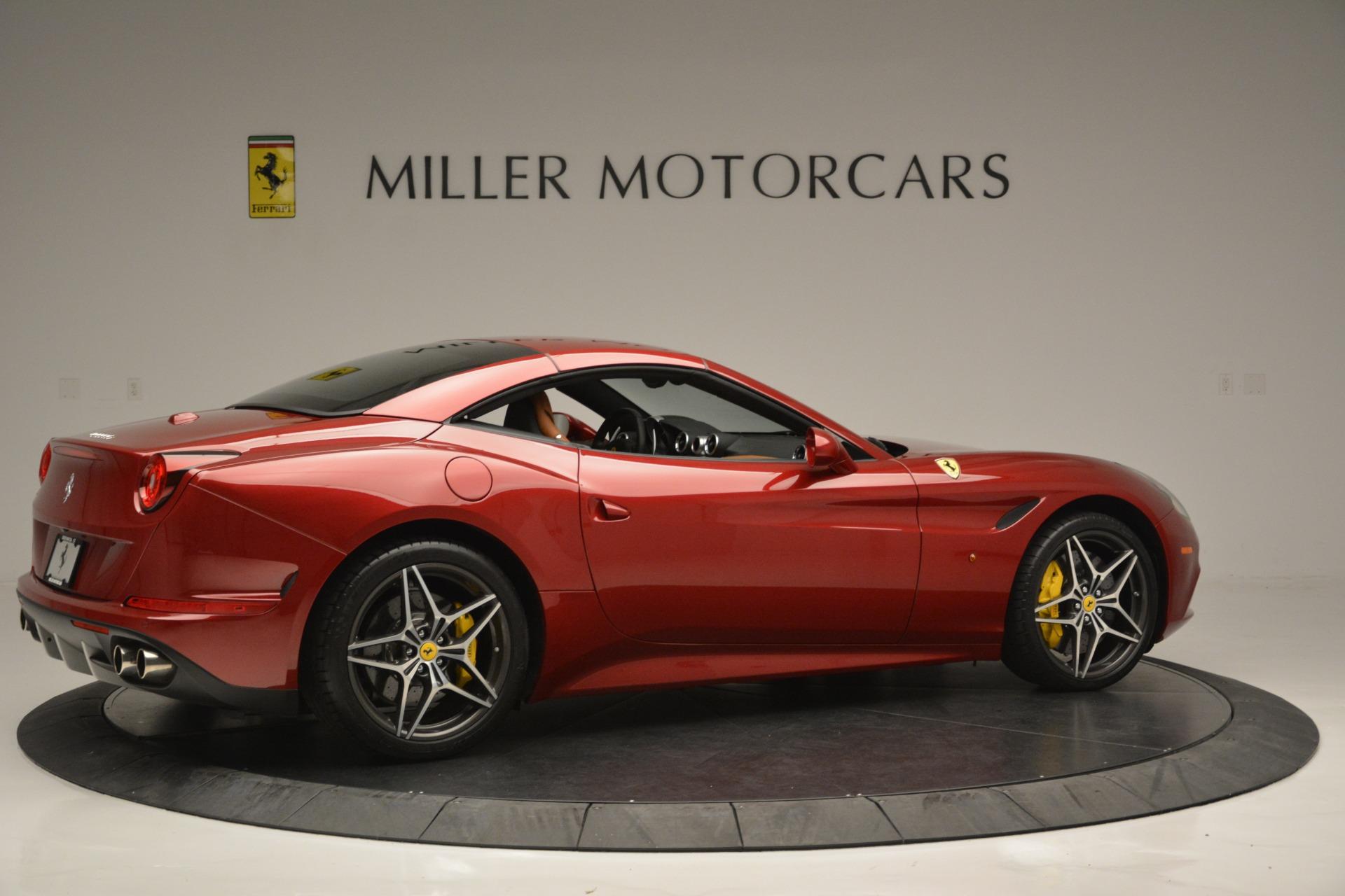 Used 2016 Ferrari California T  For Sale In Greenwich, CT 2534_p20