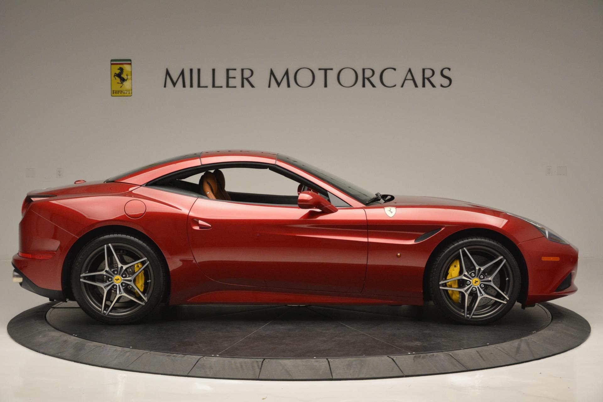Used 2016 Ferrari California T  For Sale In Greenwich, CT 2534_p21