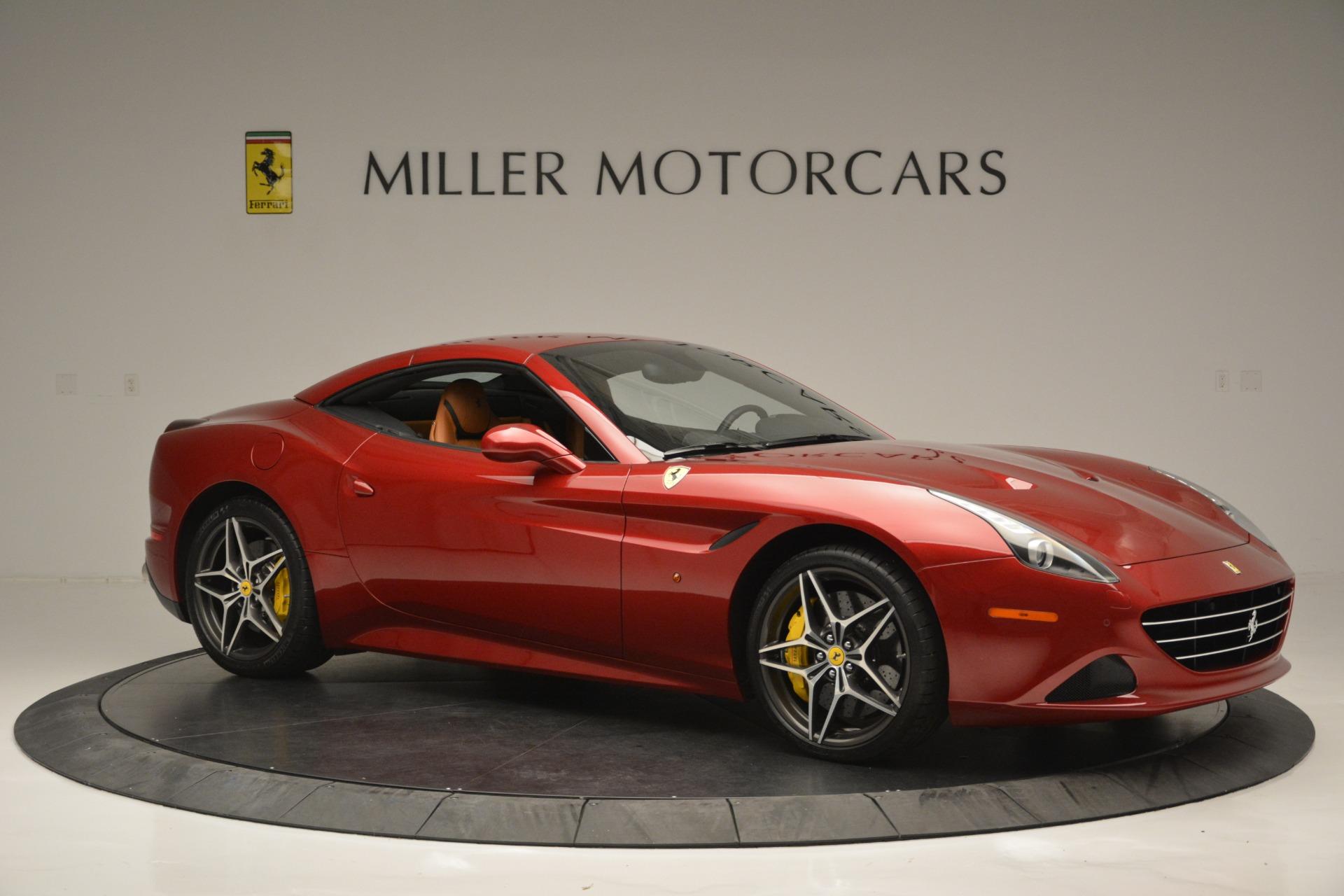 Used 2016 Ferrari California T  For Sale In Greenwich, CT 2534_p22