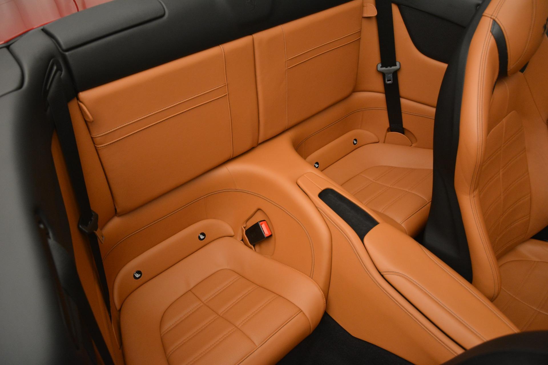 Used 2016 Ferrari California T  For Sale In Greenwich, CT 2534_p33