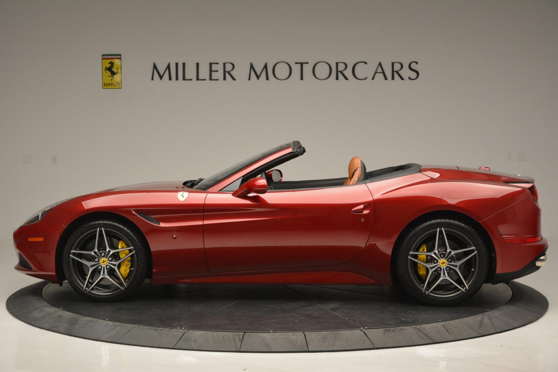 Used 2016 Ferrari California T  For Sale In Greenwich, CT 2534_p3