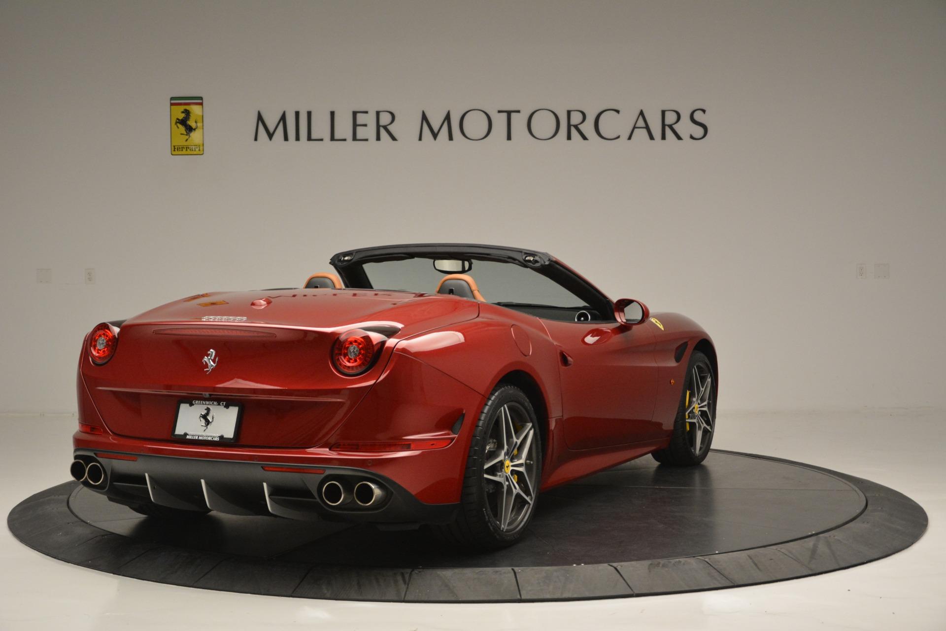 Used 2016 Ferrari California T  For Sale In Greenwich, CT 2534_p7