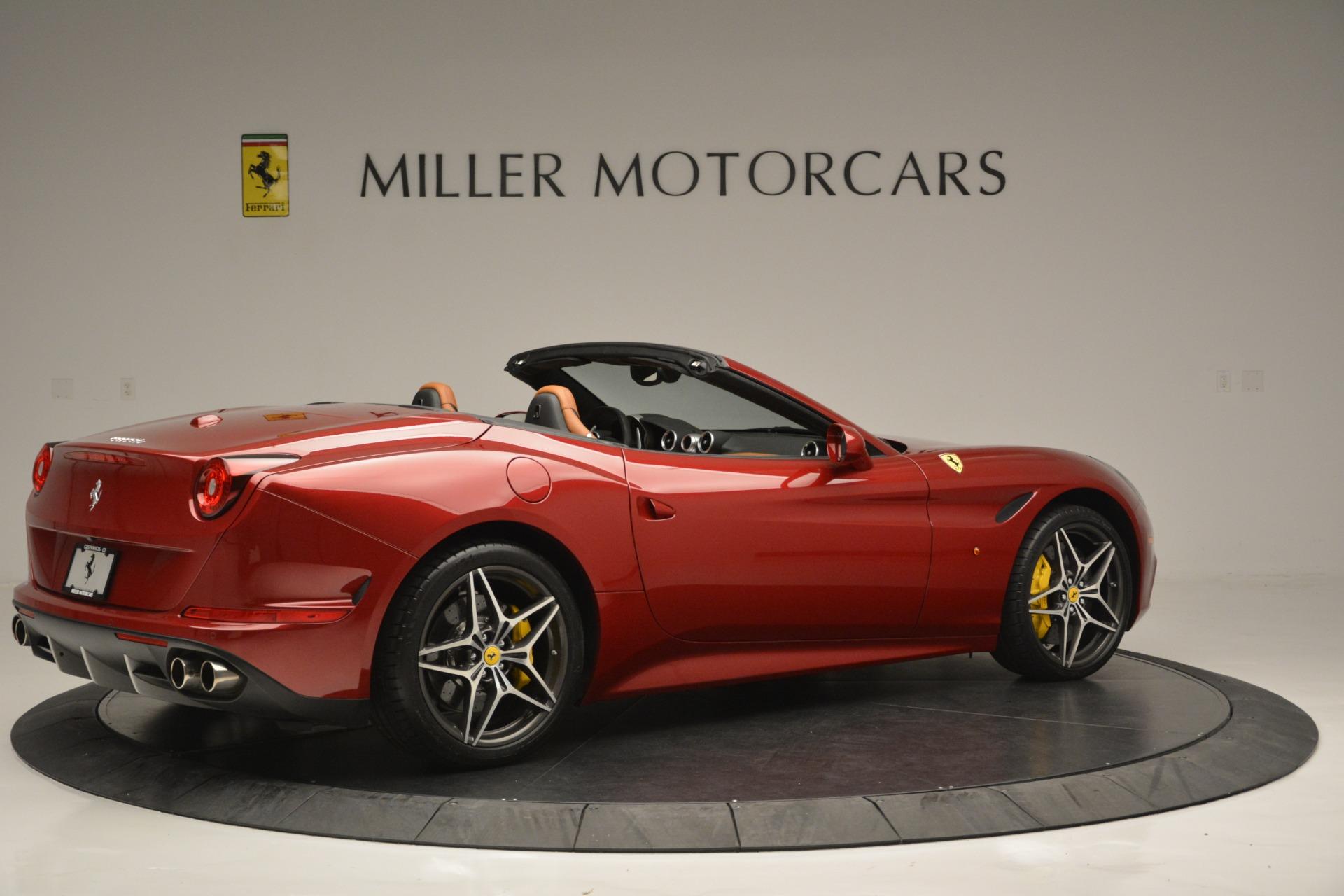 Used 2016 Ferrari California T  For Sale In Greenwich, CT 2534_p8