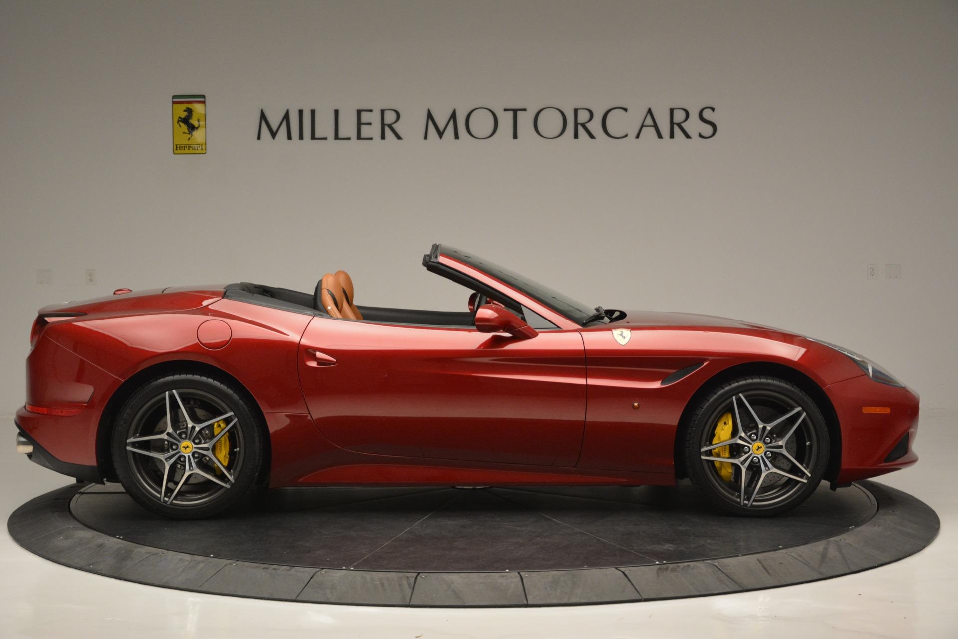 Used 2016 Ferrari California T  For Sale In Greenwich, CT 2534_p9