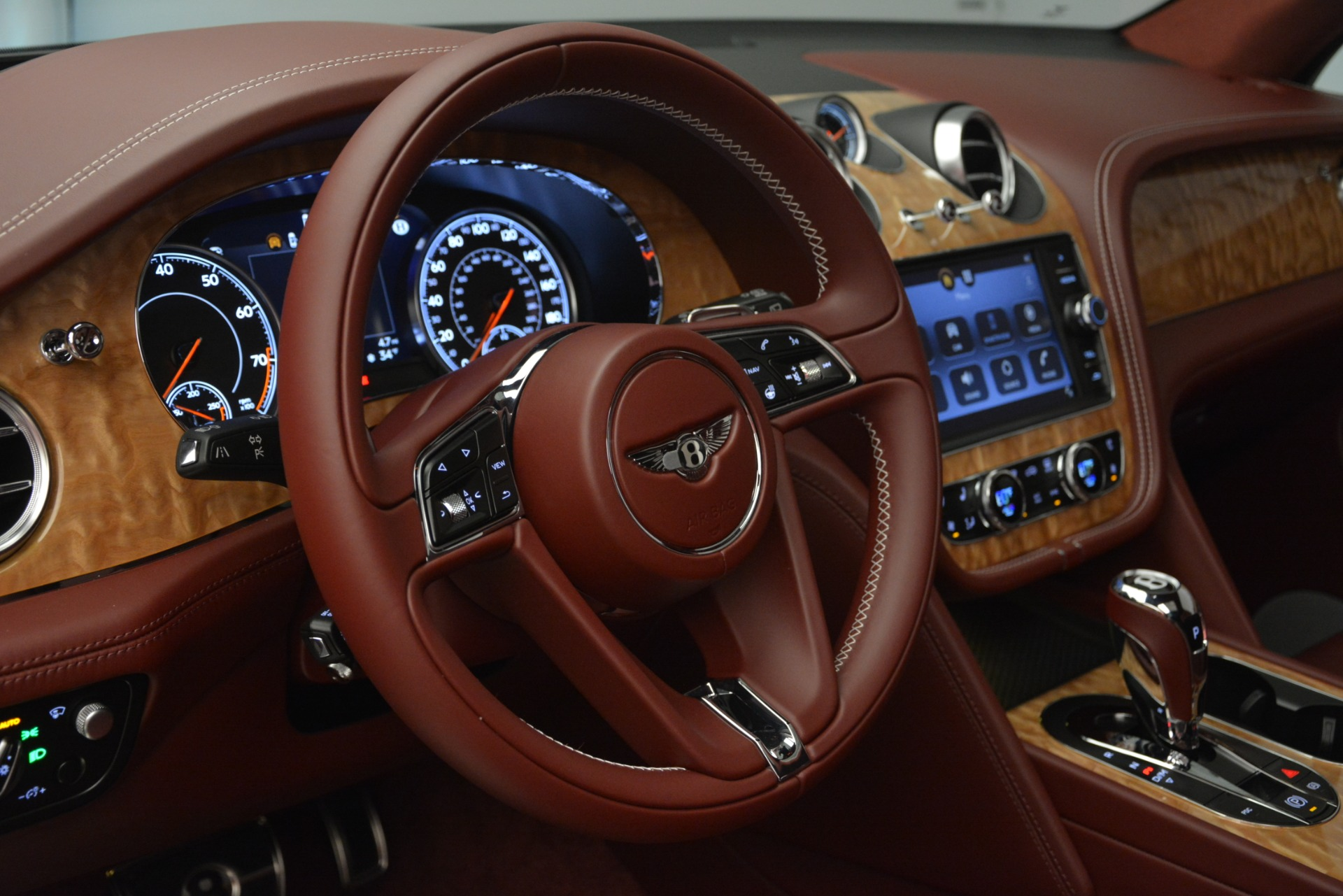 New 2019 Bentley Bentayga V8 For Sale In Greenwich, CT 2535_p22