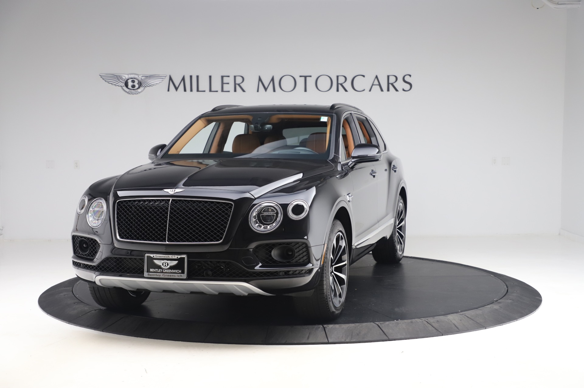 New 2019 Bentley Bentayga V8 For Sale In Greenwich, CT 2537_main