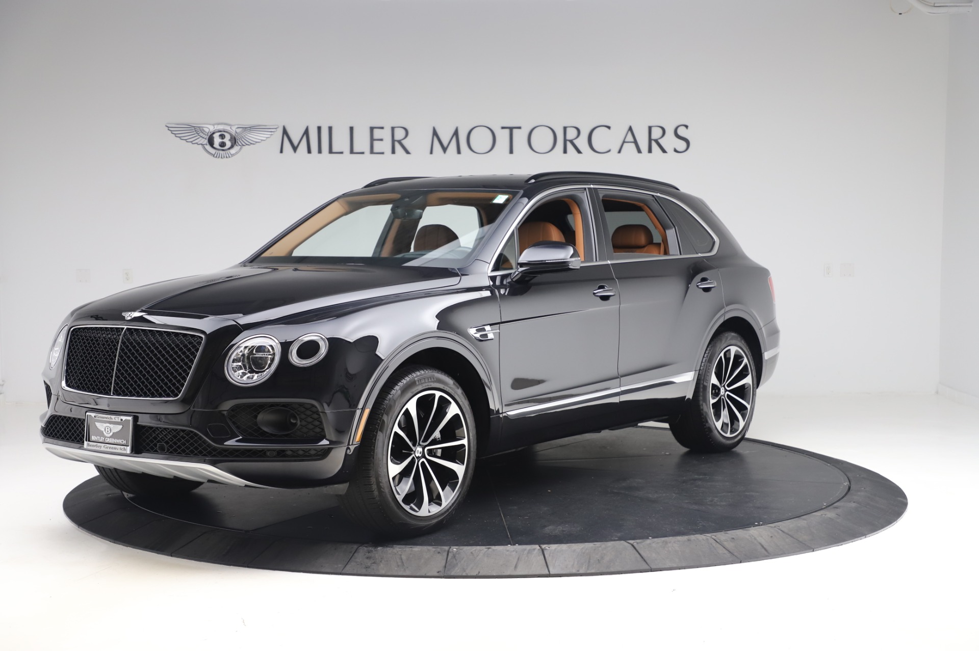New 2019 Bentley Bentayga V8 For Sale In Greenwich, CT 2537_p2