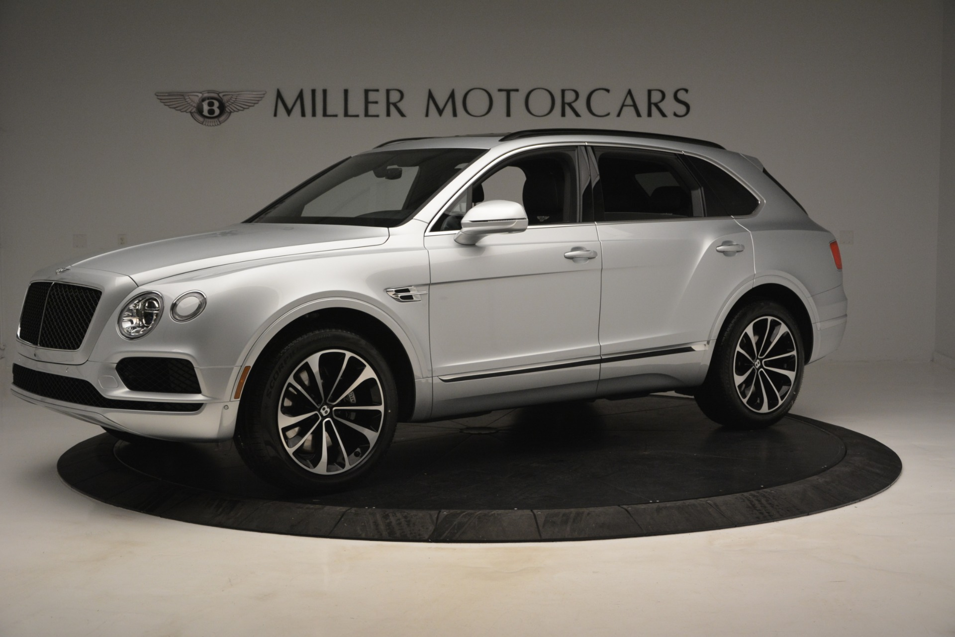 Used 2019 Bentley Bentayga V8 For Sale In Greenwich, CT 2540_p2