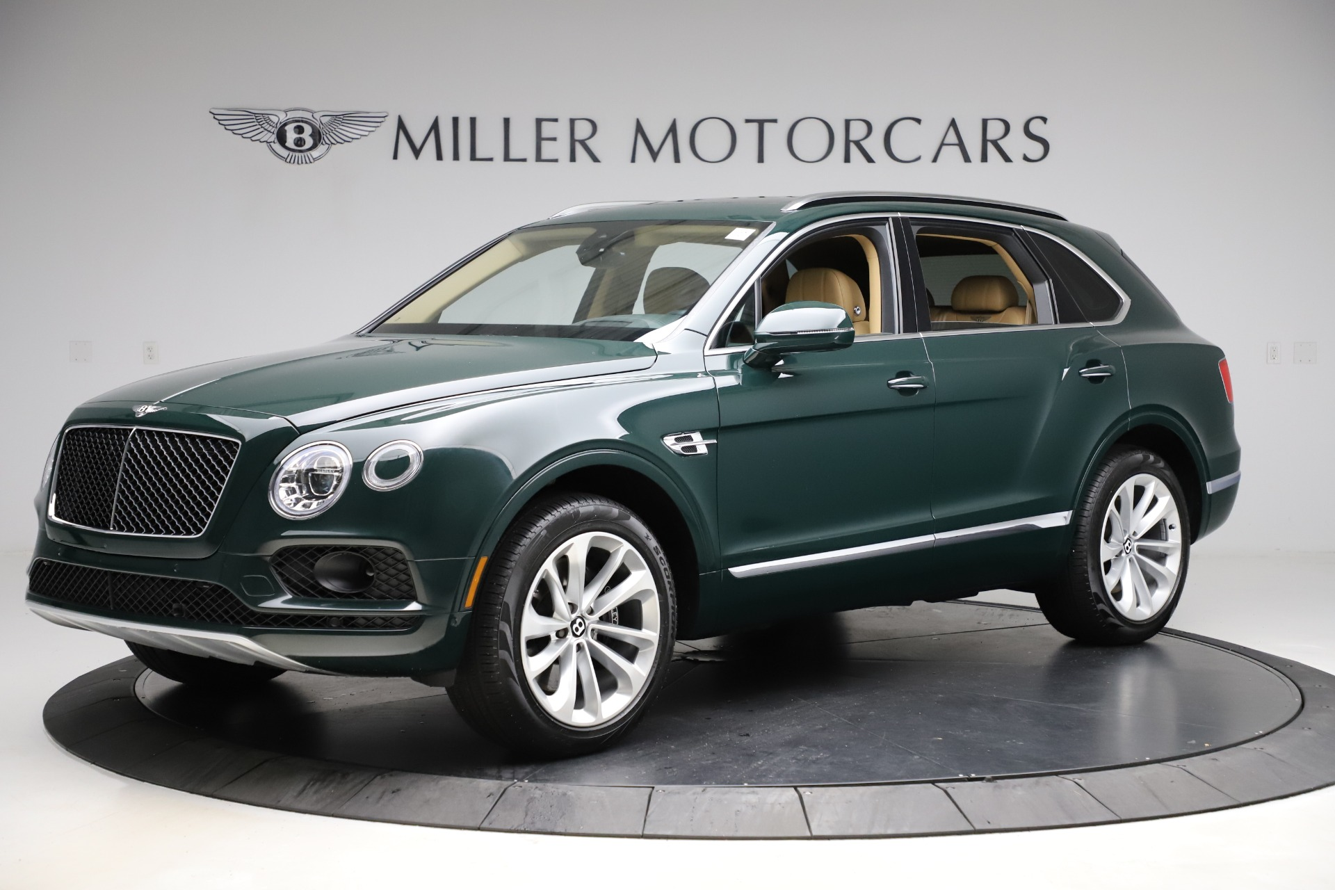 New 2019 Bentley Bentayga V8 For Sale In Greenwich, CT 2541_p2