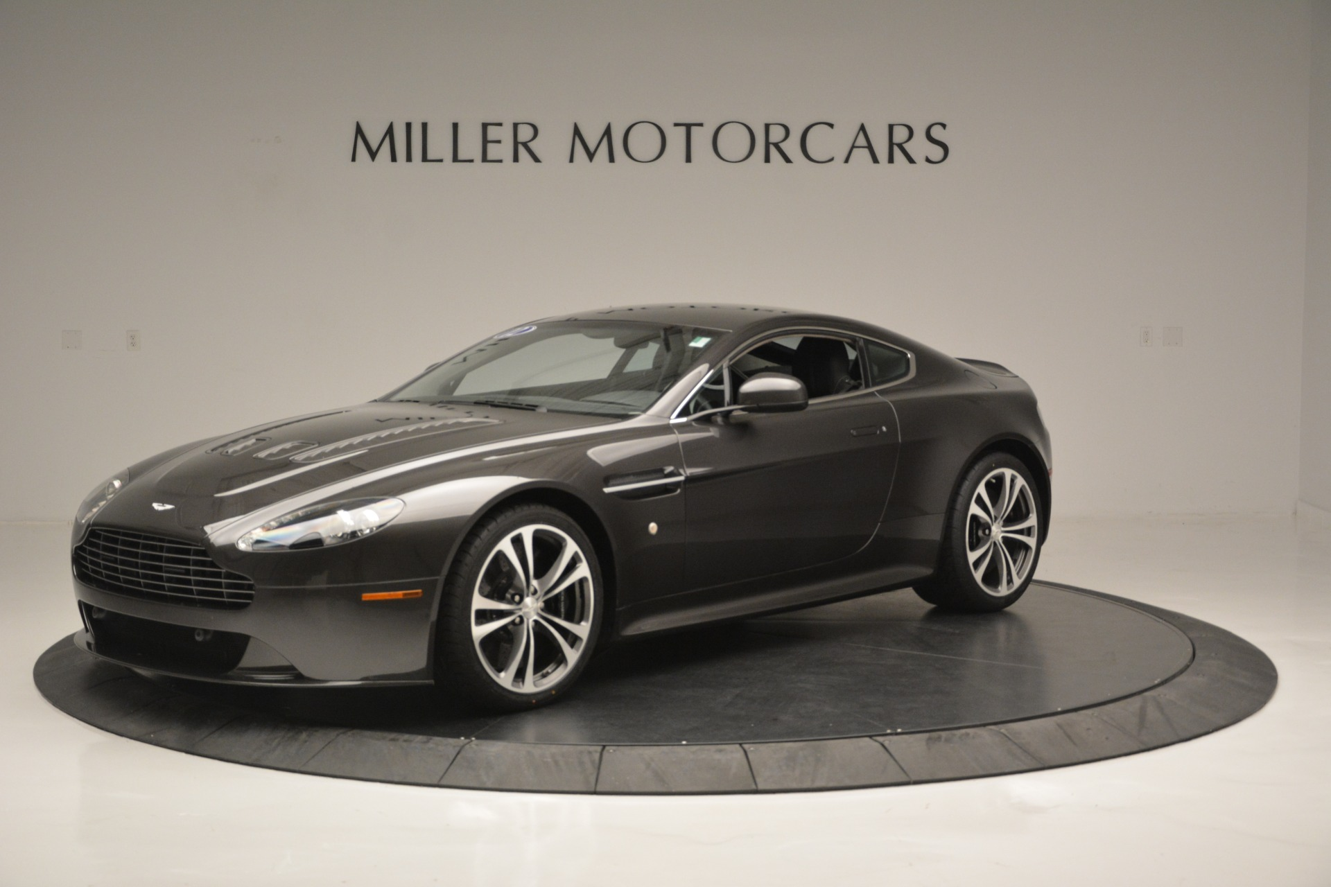 2012 Aston Martin V12 Vantage Stock 7425 for sale near Greenwich