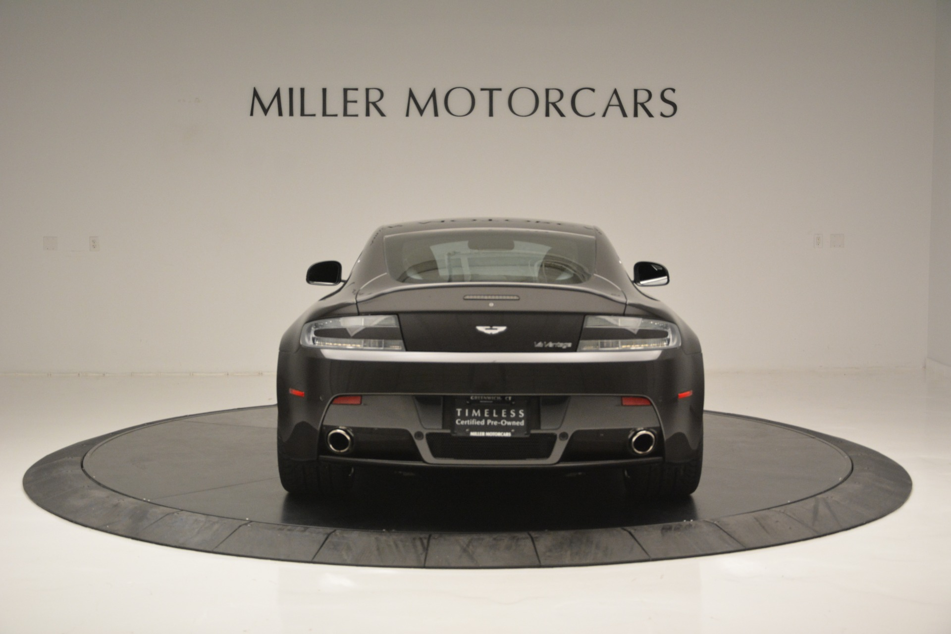 Used 2012 Aston Martin V12 Vantage Coupe For Sale In Greenwich, CT 2544_p6