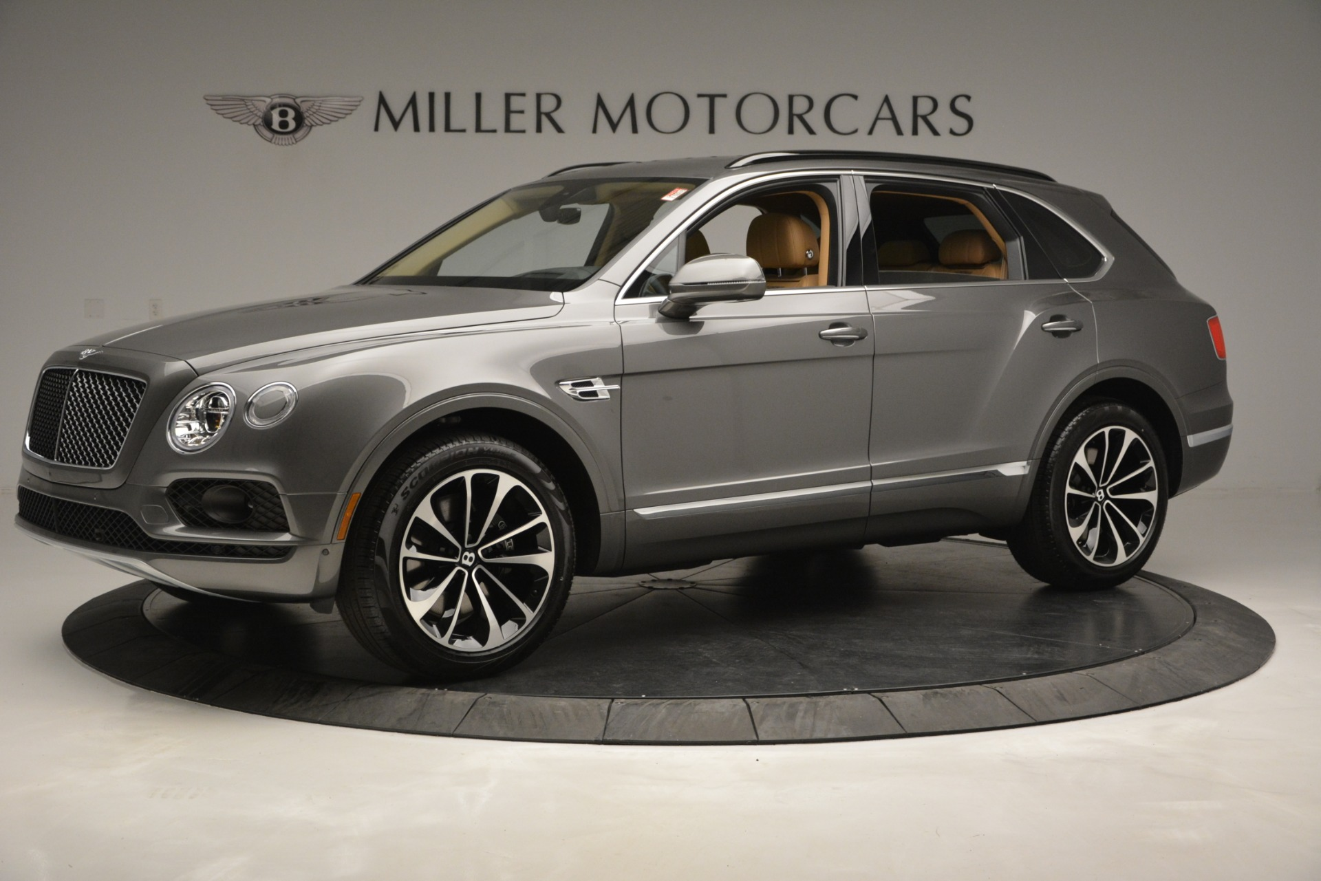 New 2019 Bentley Bentayga V8 For Sale In Greenwich, CT 2547_p2