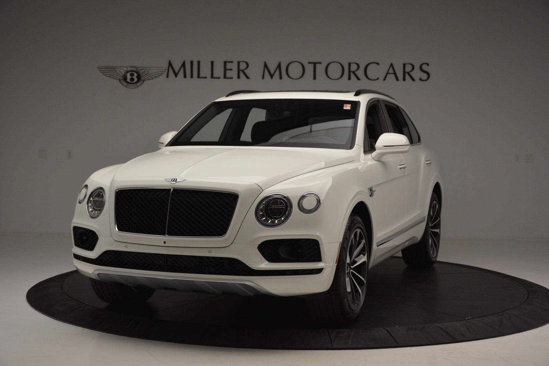 New 2019 Bentley Bentayga V8 For Sale In Greenwich, CT 2550_main
