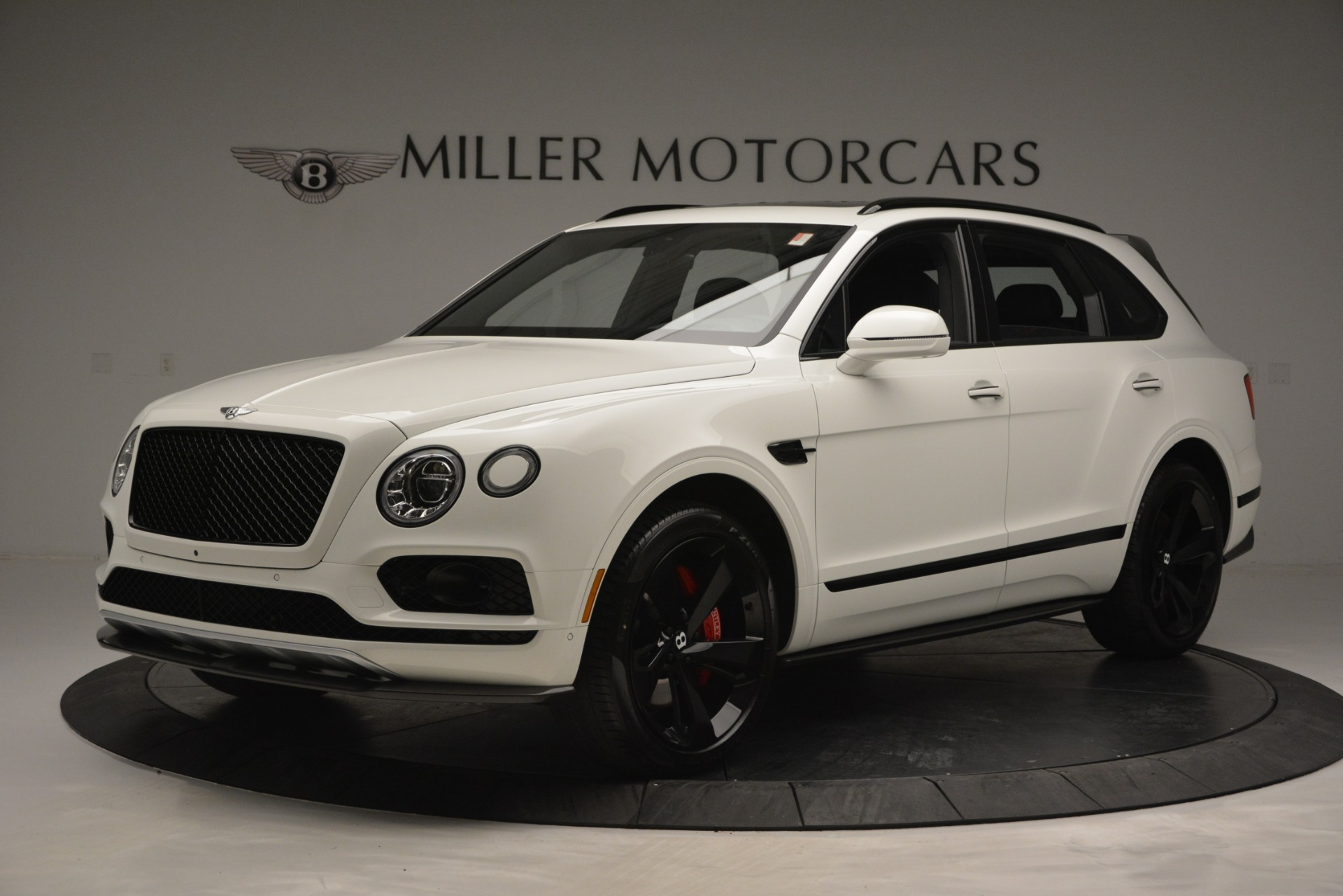 New 2019 Bentley Bentayga V8 For Sale In Greenwich, CT 2553_p2