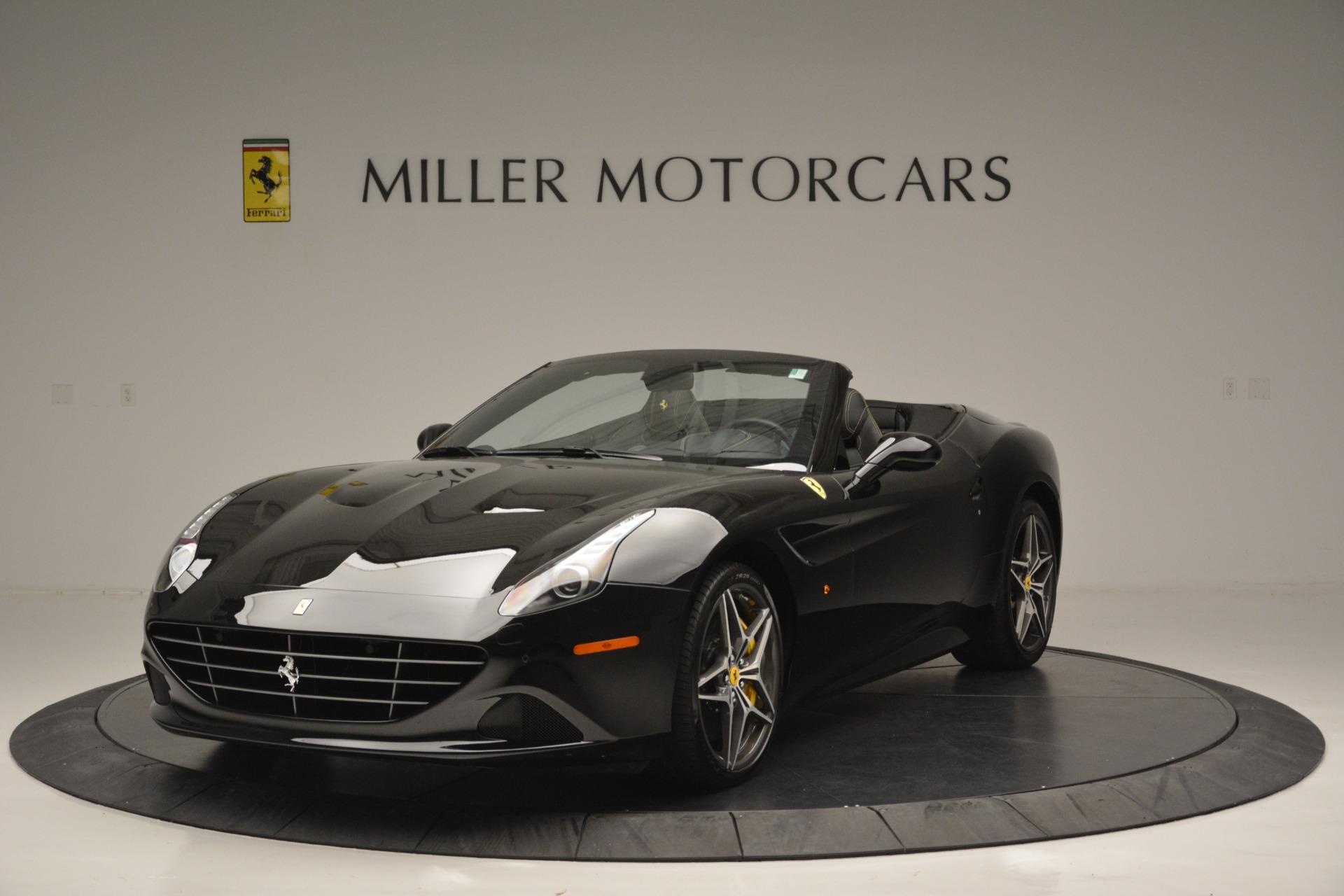 Used 2017 Ferrari California T Handling Speciale For Sale In Greenwich, CT 2554_main