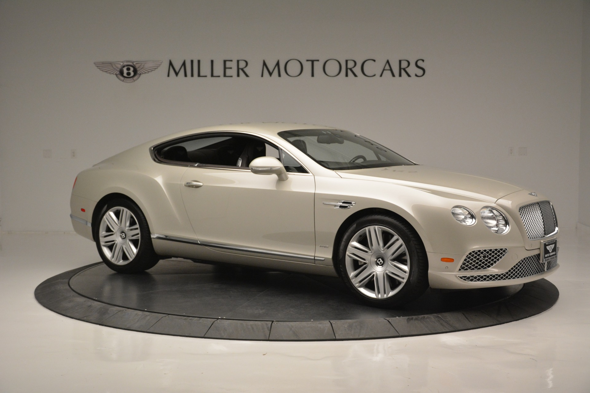 Used 2016 Bentley Continental GT W12 For Sale In Greenwich, CT 2555_p10