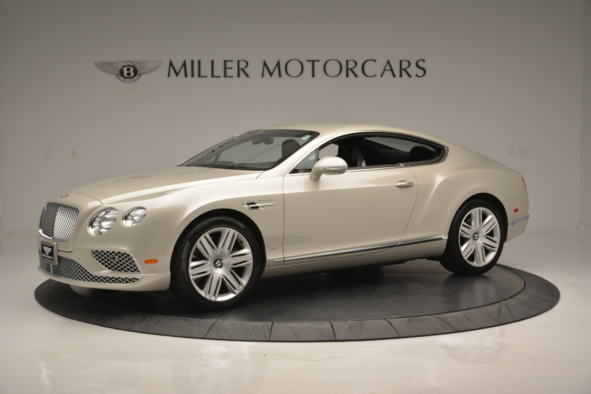 Used 2016 Bentley Continental GT W12 For Sale In Greenwich, CT 2555_p2