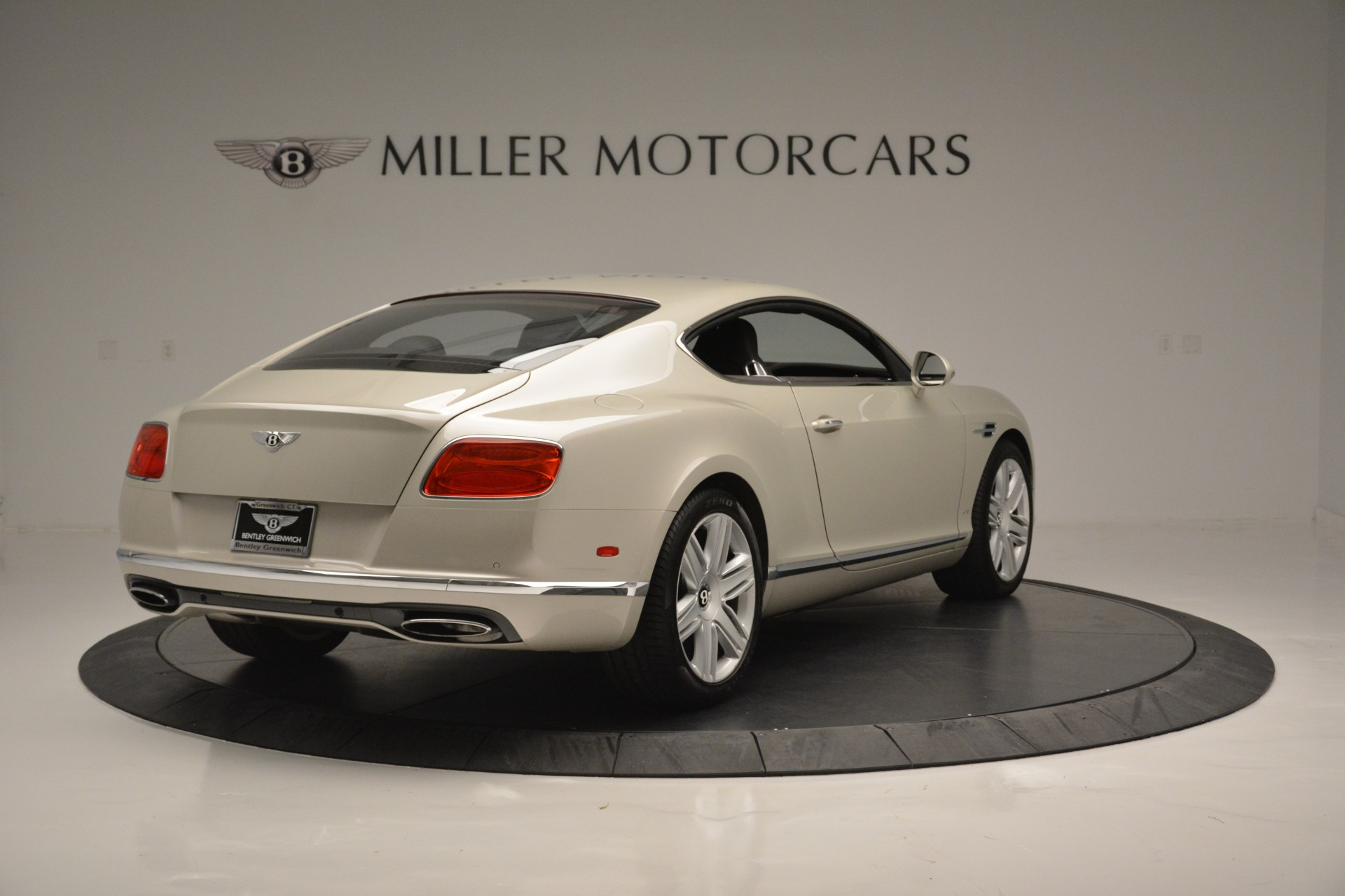 Used 2016 Bentley Continental GT W12 For Sale In Greenwich, CT 2555_p7
