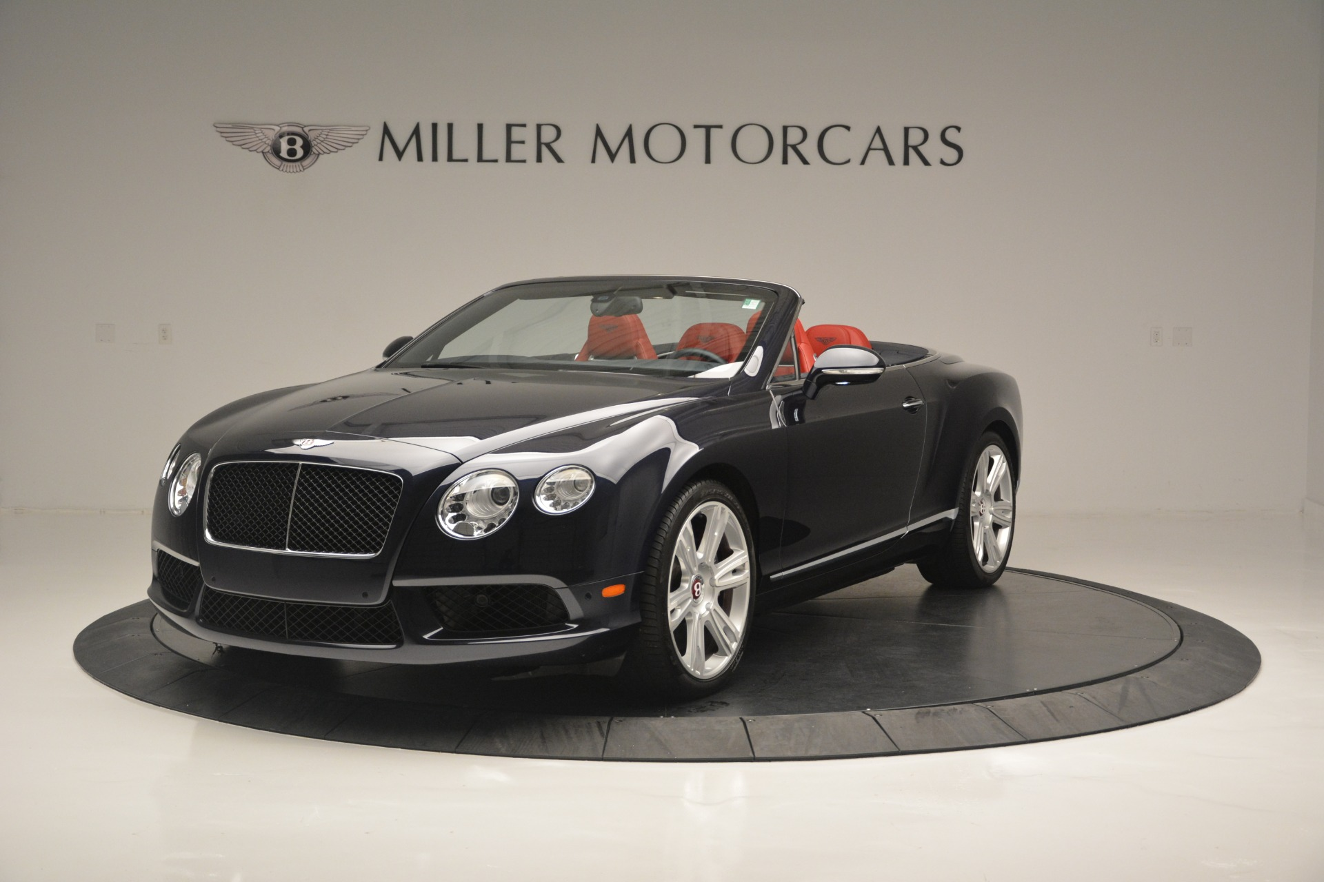 Used 2013 Bentley Continental GT V8 For Sale In Greenwich, CT 2557_main