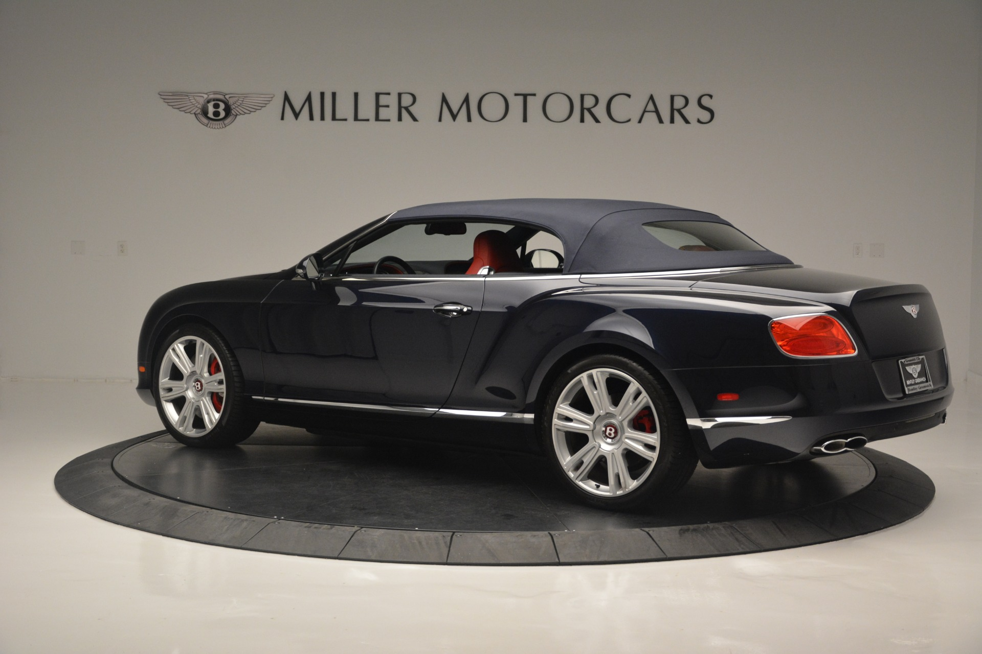 Used 2013 Bentley Continental GT V8 For Sale In Greenwich, CT 2557_p15