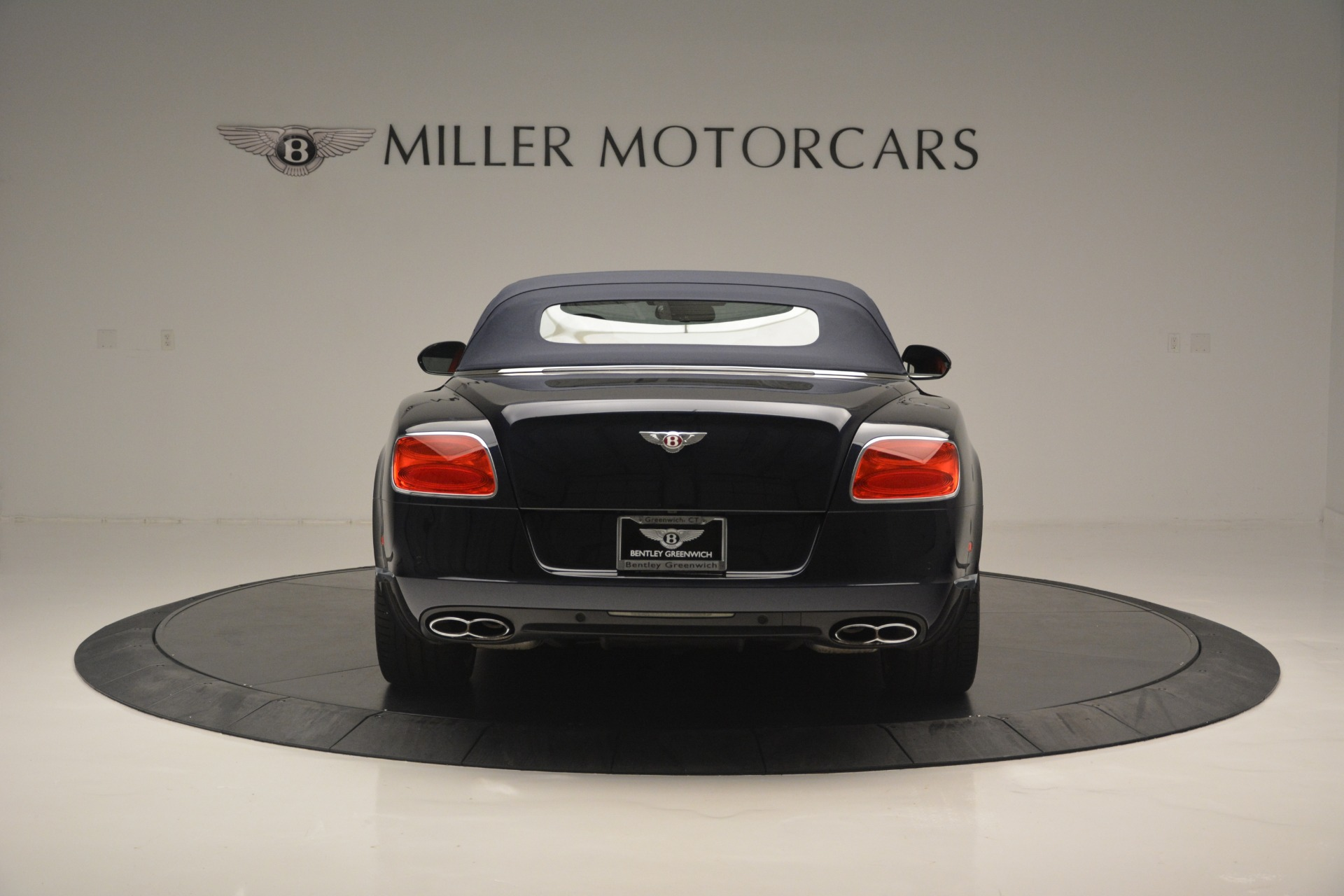Used 2013 Bentley Continental GT V8 For Sale In Greenwich, CT 2557_p16