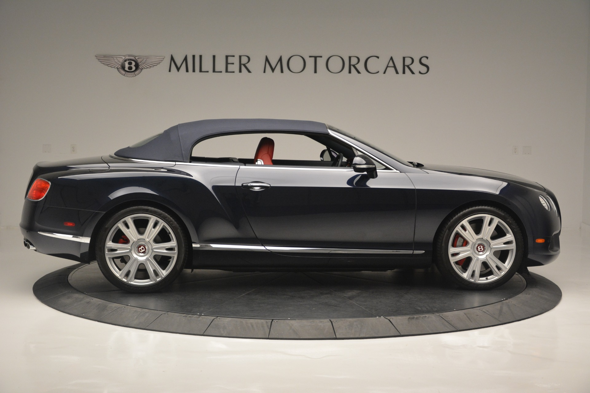 Used 2013 Bentley Continental GT V8 For Sale In Greenwich, CT 2557_p18
