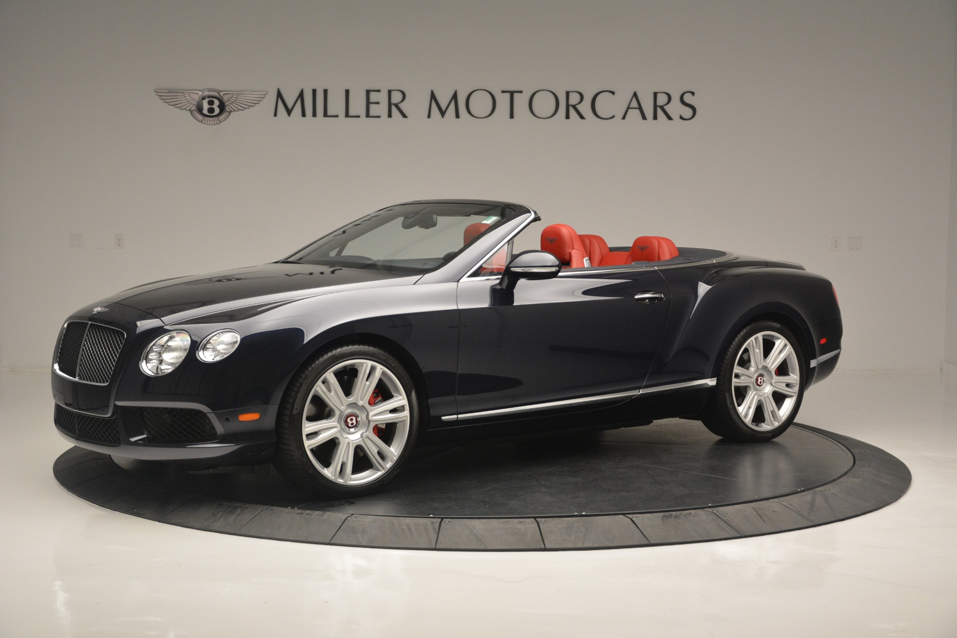Used 2013 Bentley Continental GT V8 For Sale In Greenwich, CT 2557_p2