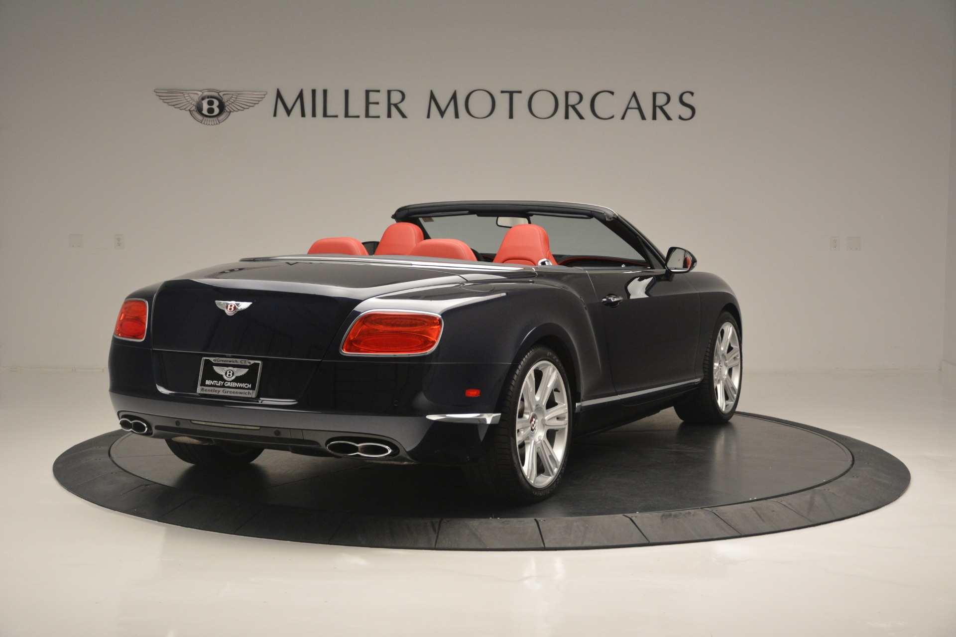 Used 2013 Bentley Continental GT V8 For Sale In Greenwich, CT 2557_p7