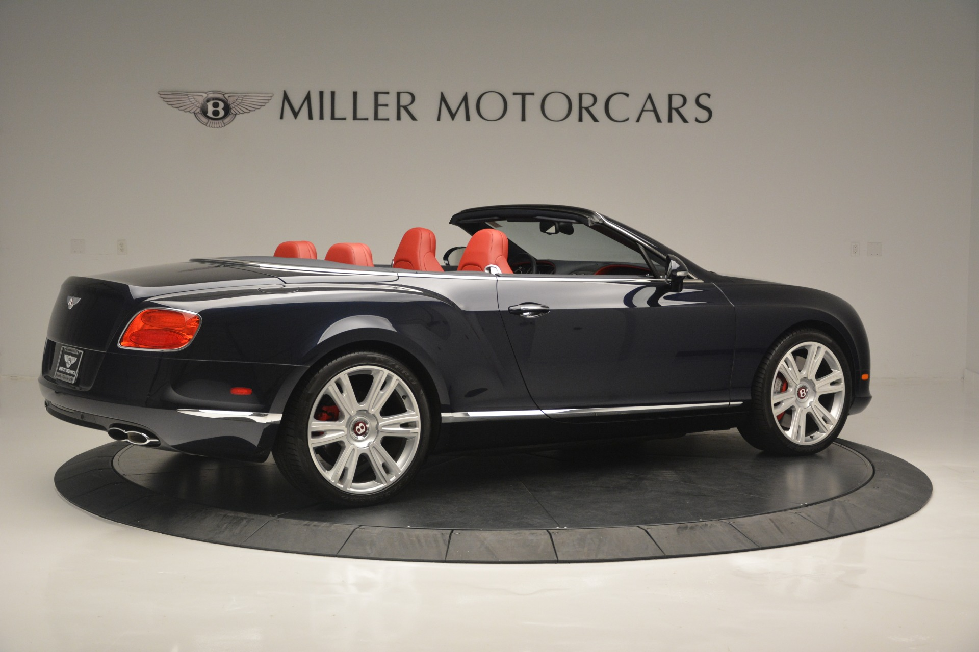 Used 2013 Bentley Continental GT V8 For Sale In Greenwich, CT 2557_p8
