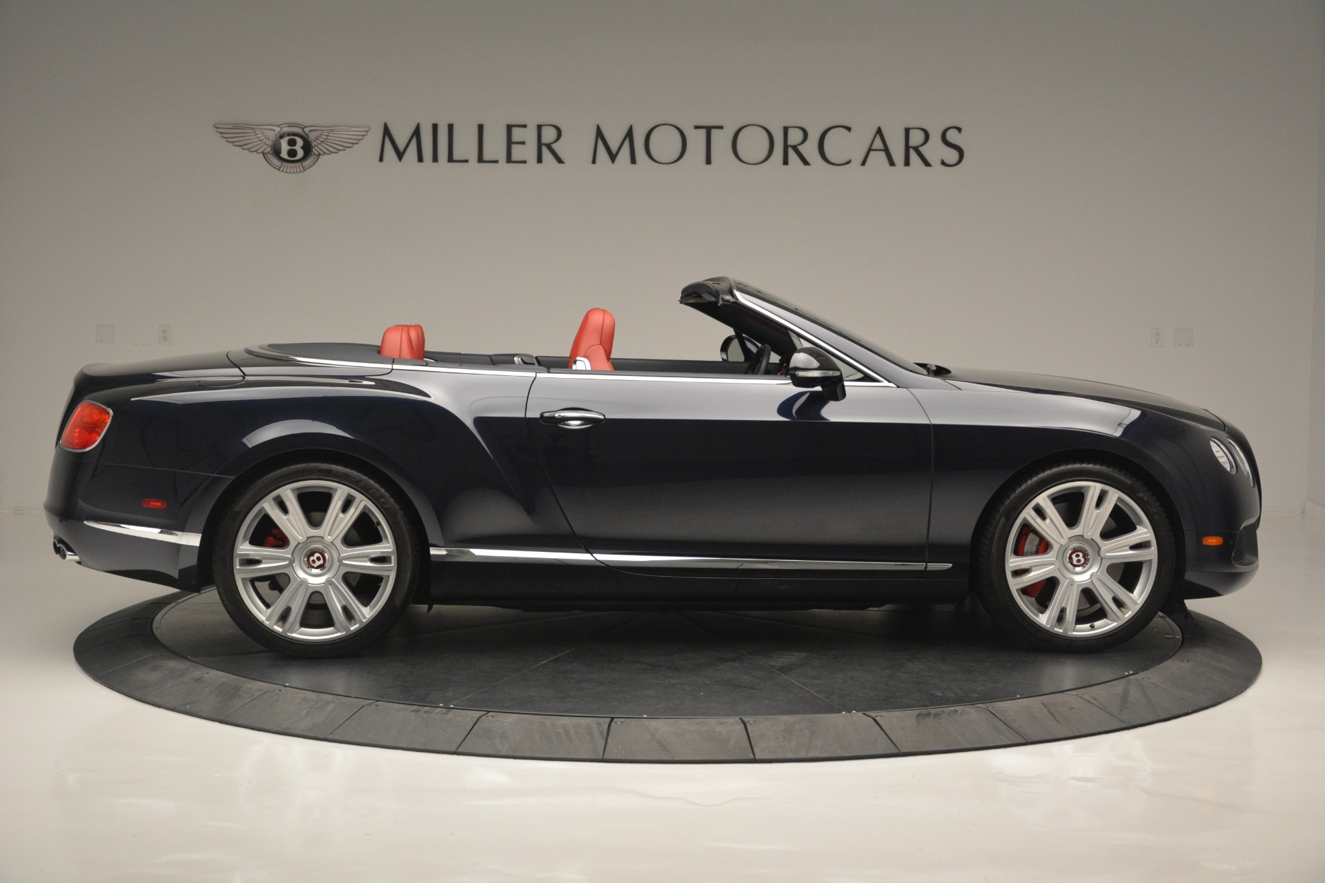 Used 2013 Bentley Continental GT V8 For Sale In Greenwich, CT 2557_p9