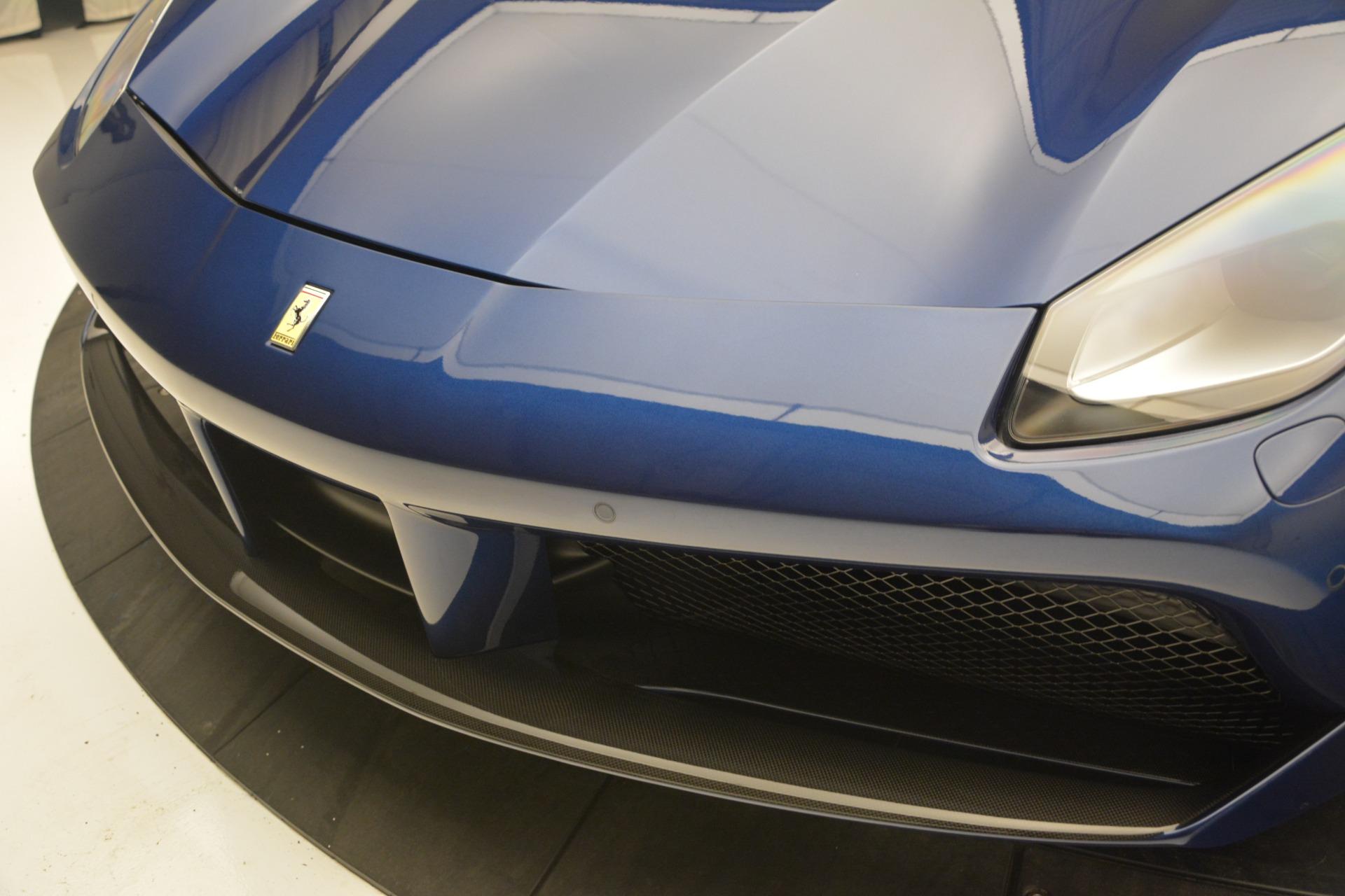 Used 2018 Ferrari 488 GTB  For Sale In Greenwich, CT 2560_p13