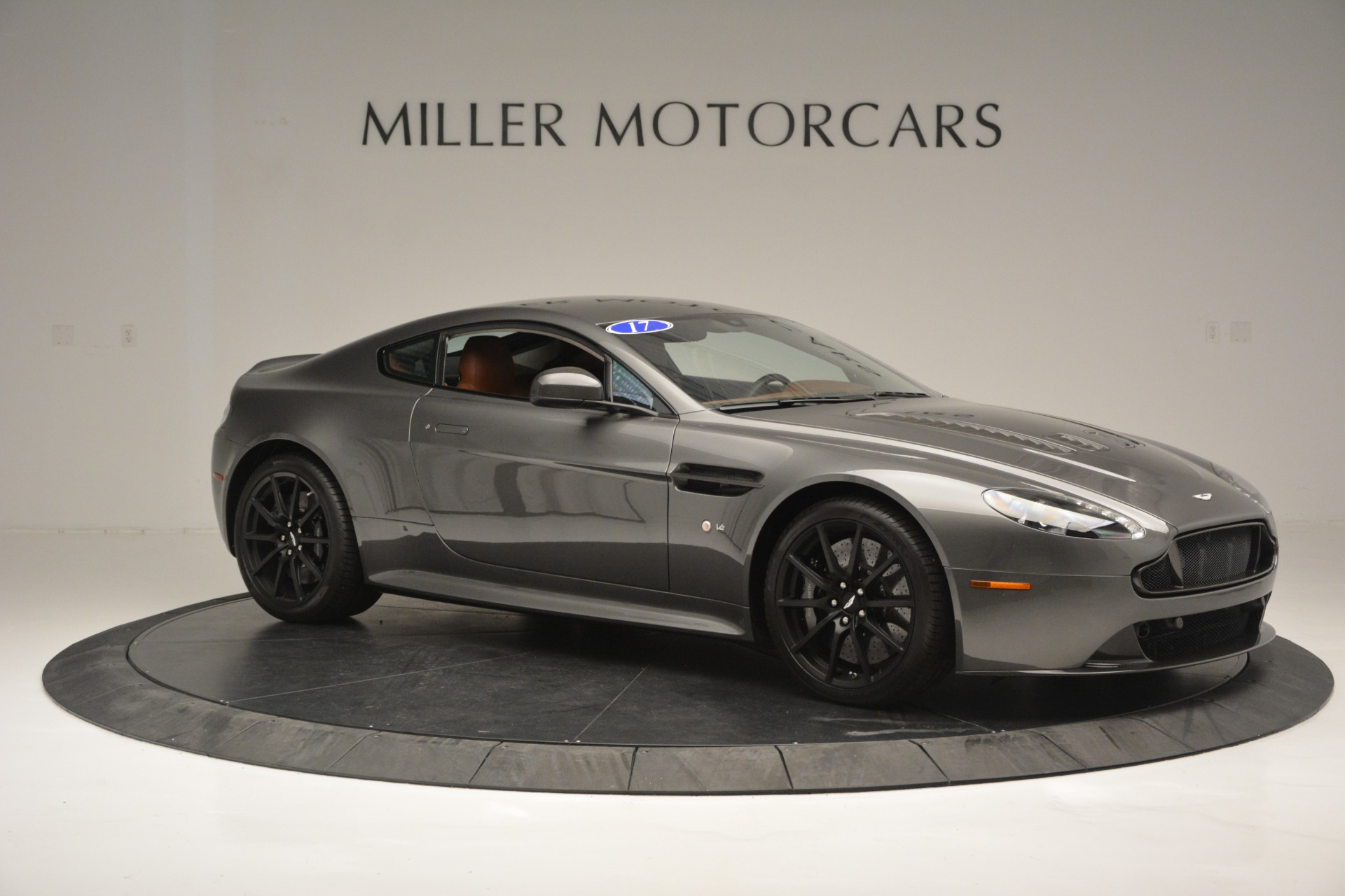 Used 2017 Aston Martin V12 Vantage S  For Sale In Greenwich, CT 2561_p10