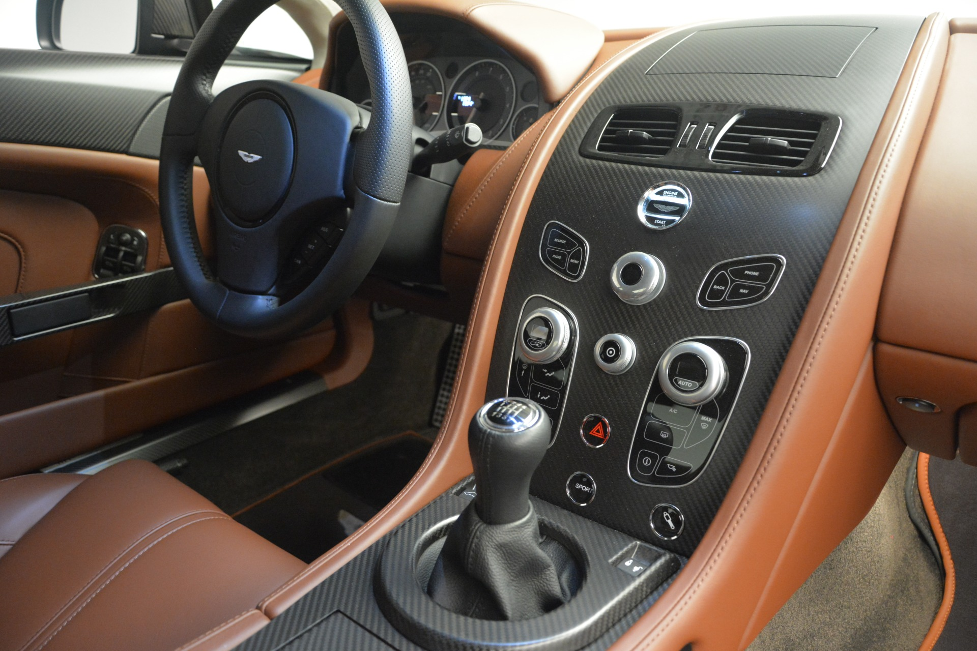 Used 2017 Aston Martin V12 Vantage S  For Sale In Greenwich, CT 2561_p18