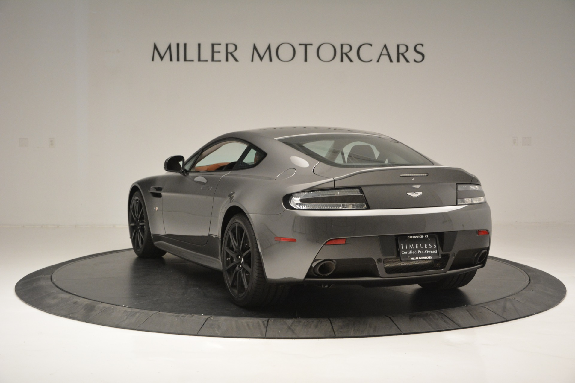 Used 2017 Aston Martin V12 Vantage S  For Sale In Greenwich, CT 2561_p5