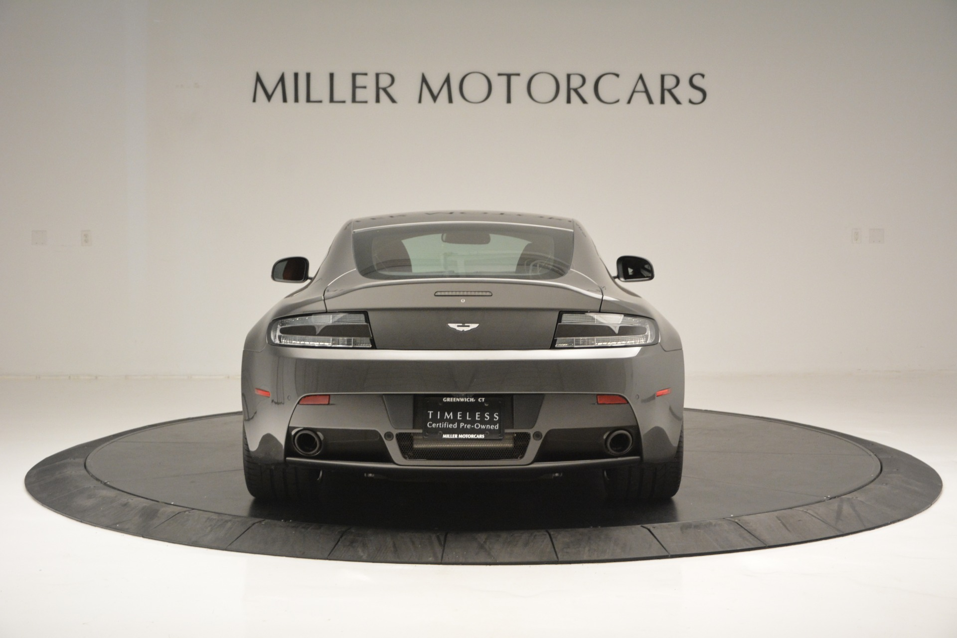 Used 2017 Aston Martin V12 Vantage S  For Sale In Greenwich, CT 2561_p6