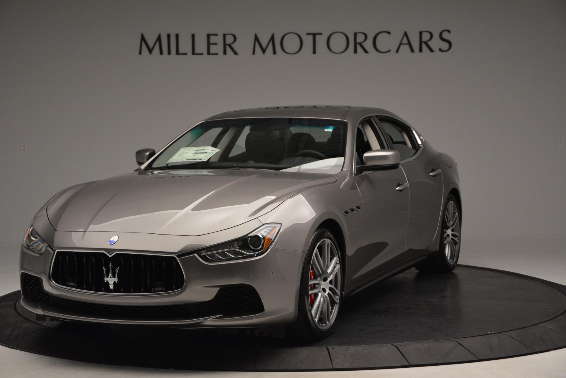 Used 2014 Maserati Ghibli S Q4 For Sale In Greenwich, CT 2562_main