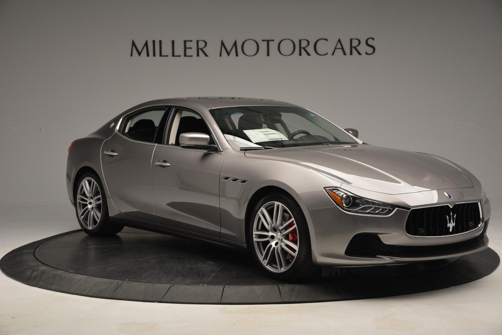 Used 2014 Maserati Ghibli S Q4 For Sale In Greenwich, CT 2562_p11