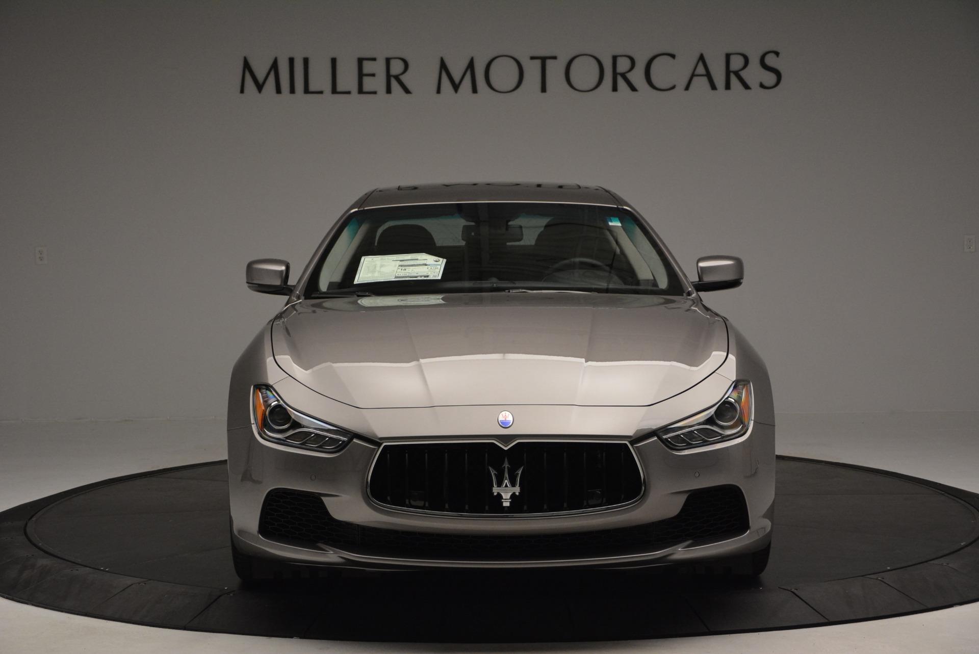 Used 2014 Maserati Ghibli S Q4 For Sale In Greenwich, CT 2562_p12