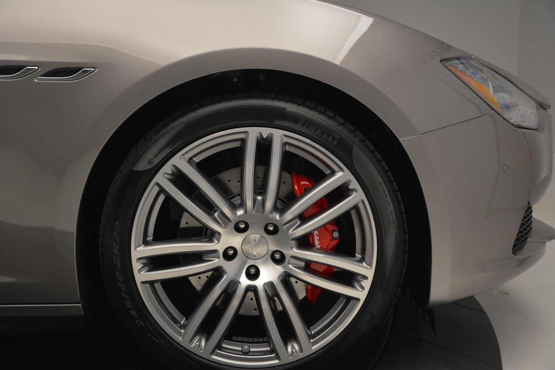 Used 2014 Maserati Ghibli S Q4 For Sale In Greenwich, CT 2562_p13