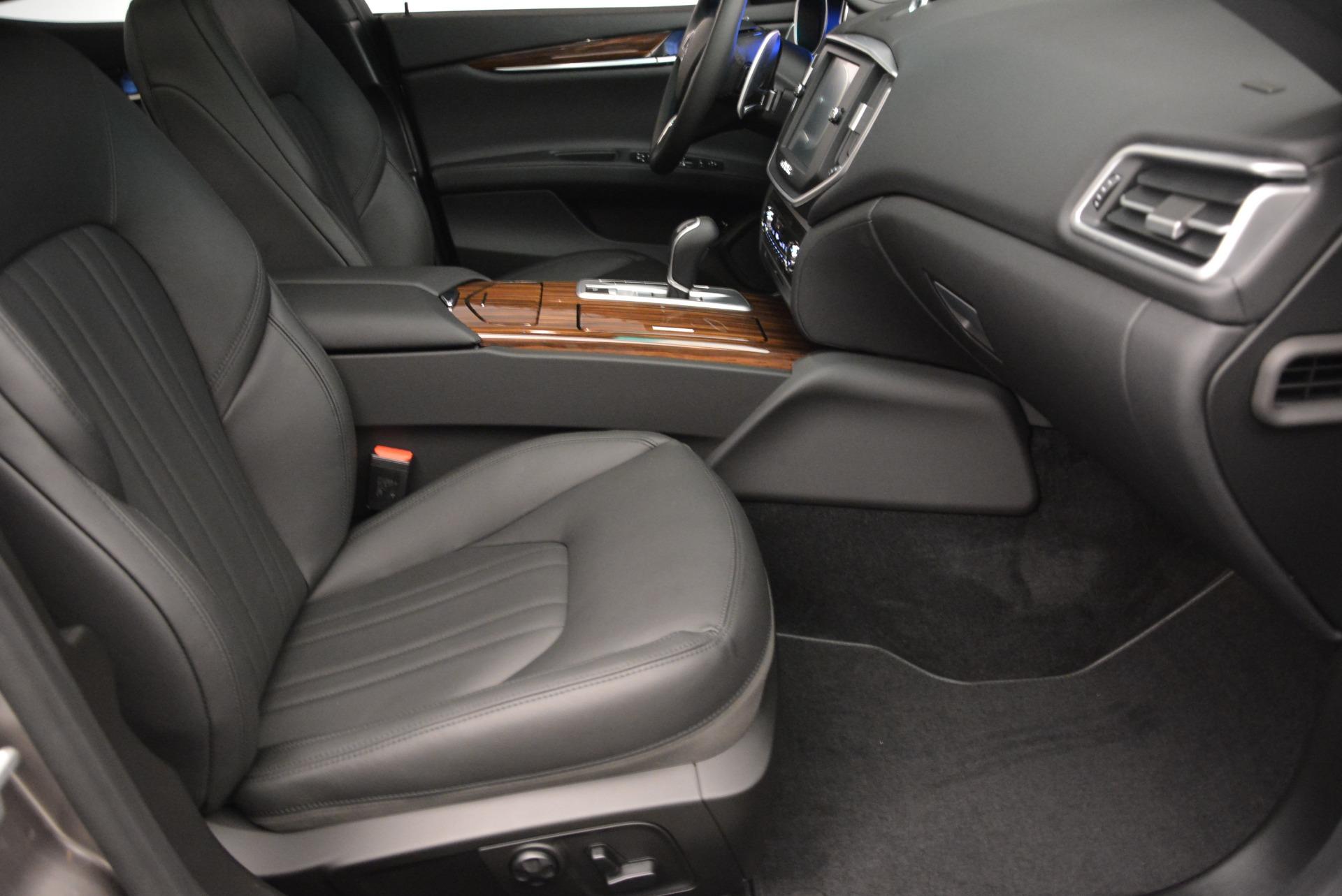 Used 2014 Maserati Ghibli S Q4 For Sale In Greenwich, CT 2562_p21