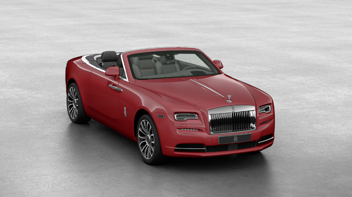Used 2018 Rolls-Royce Dawn  For Sale In Greenwich, CT 2563_p2