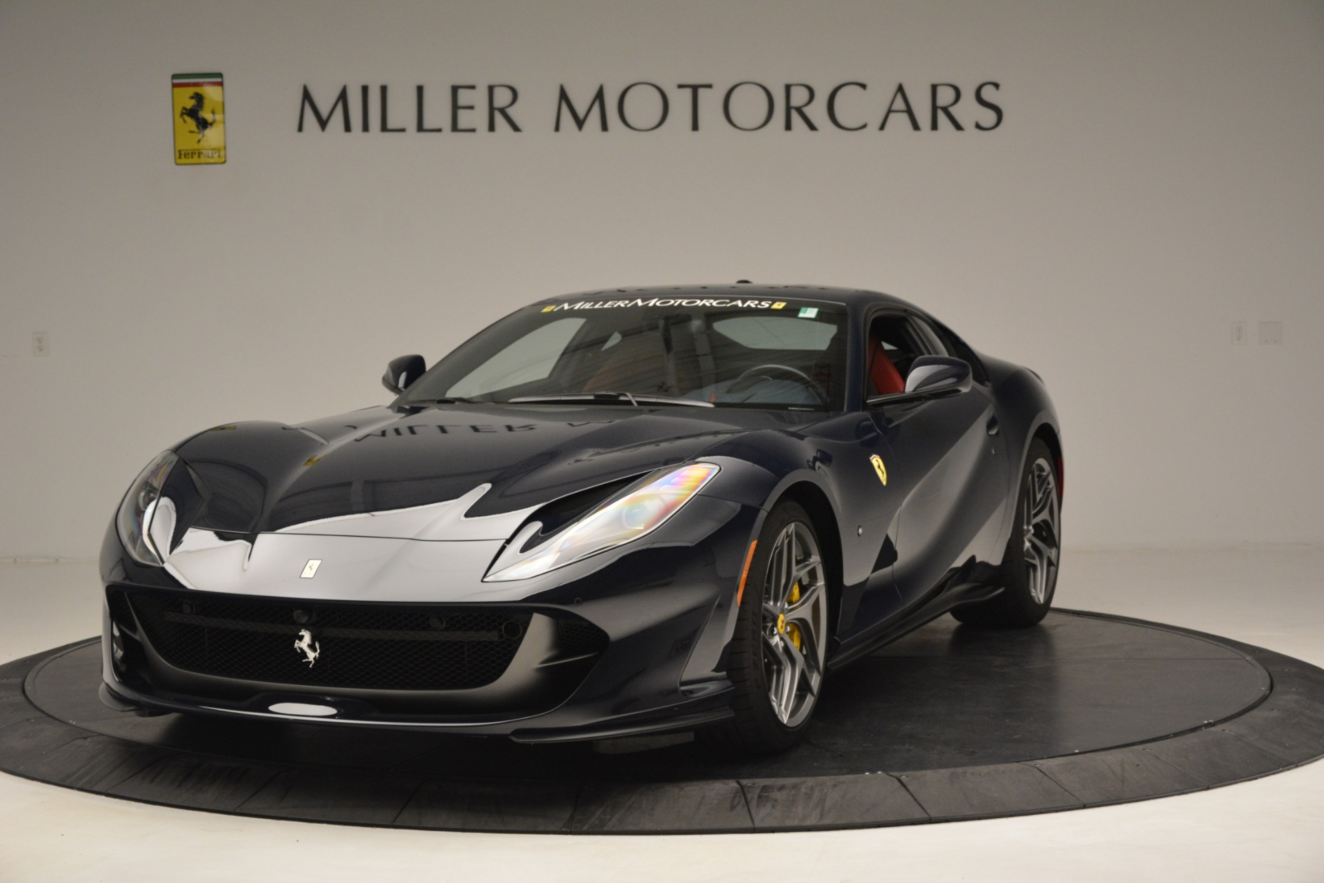 Used 2018 Ferrari 812 Superfast  For Sale In Greenwich, CT 2569_main